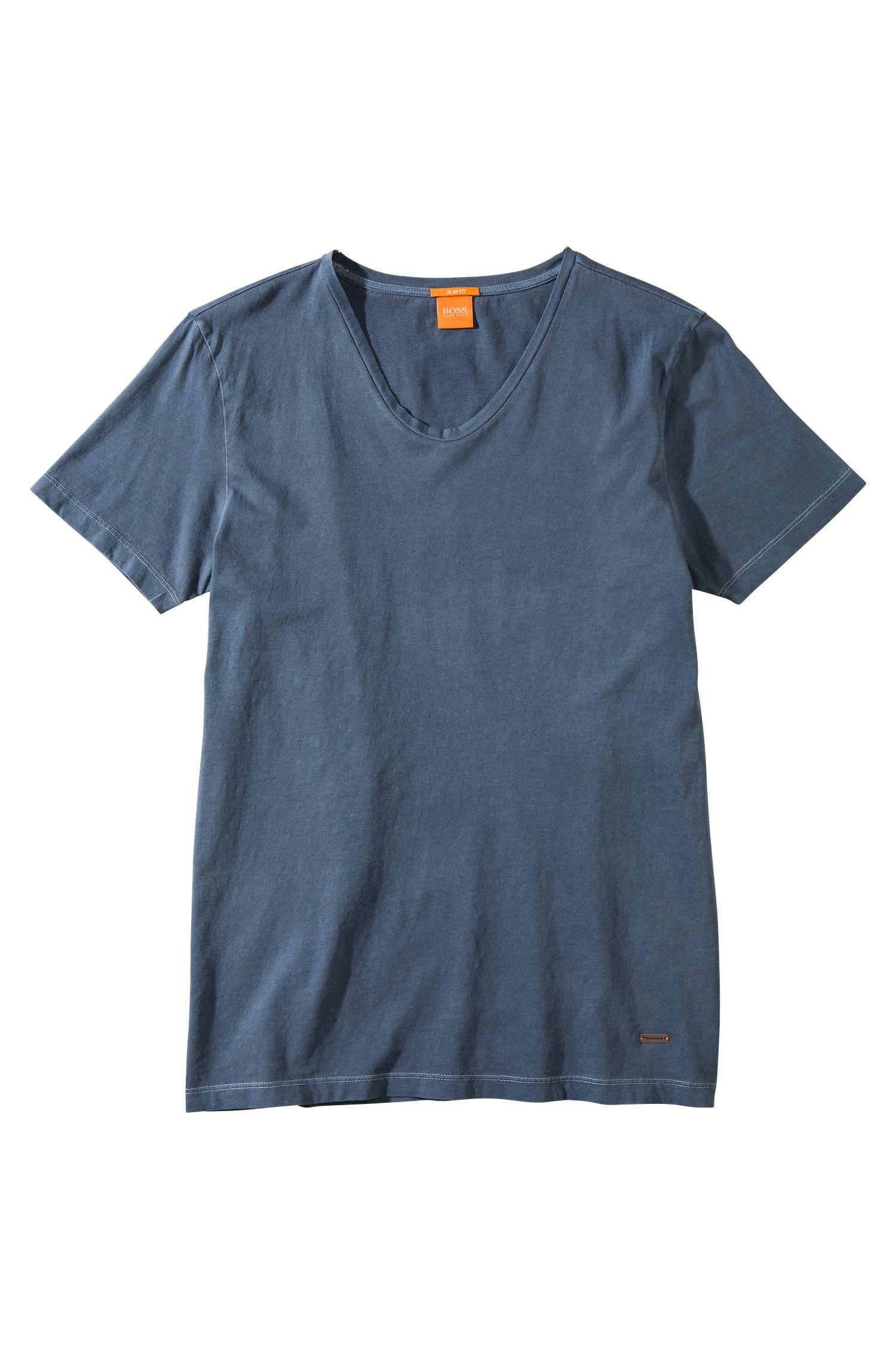 T-shirt «Taxer» à col rond