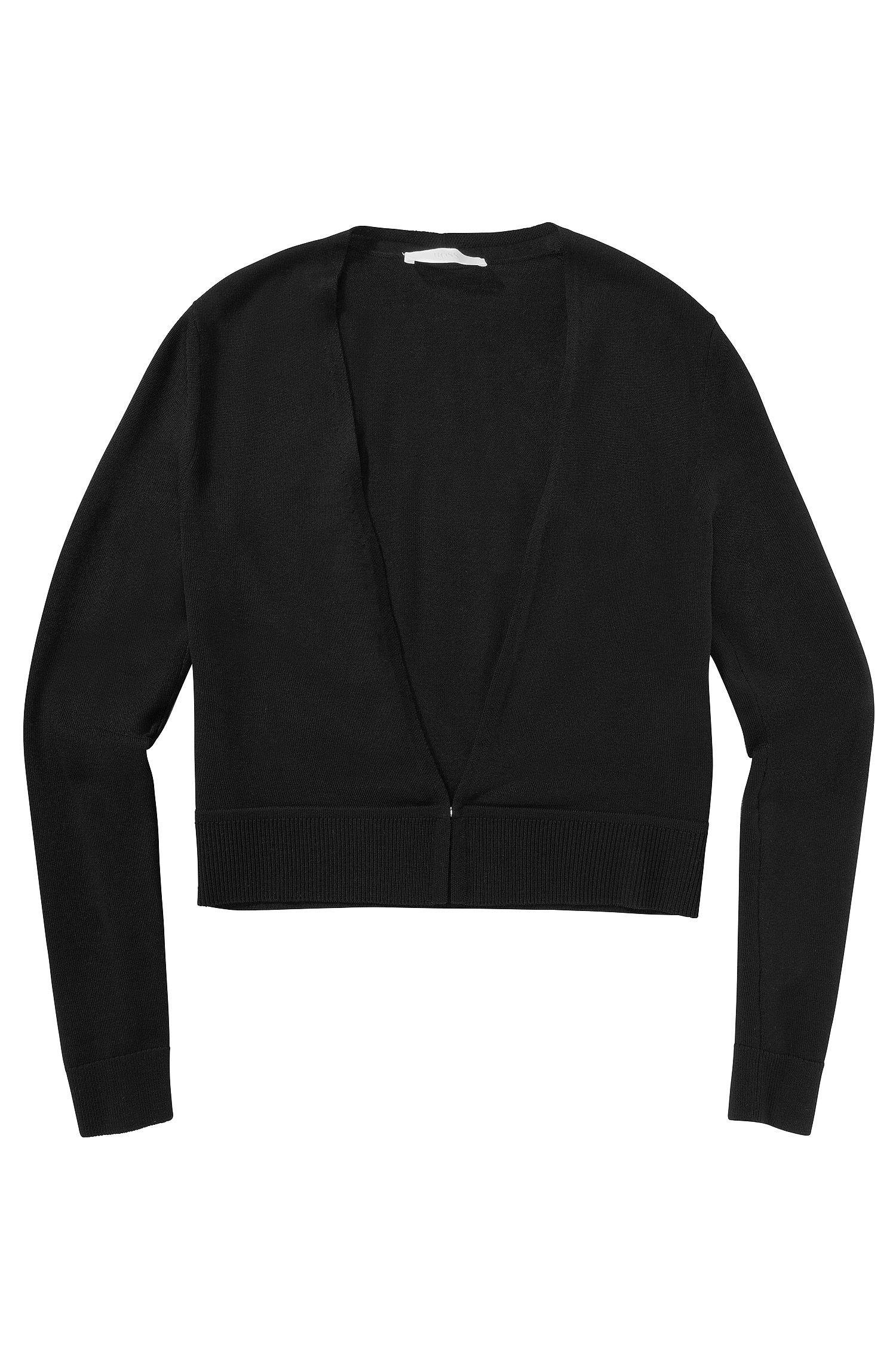 Vest 'Feisa' van scheerwol