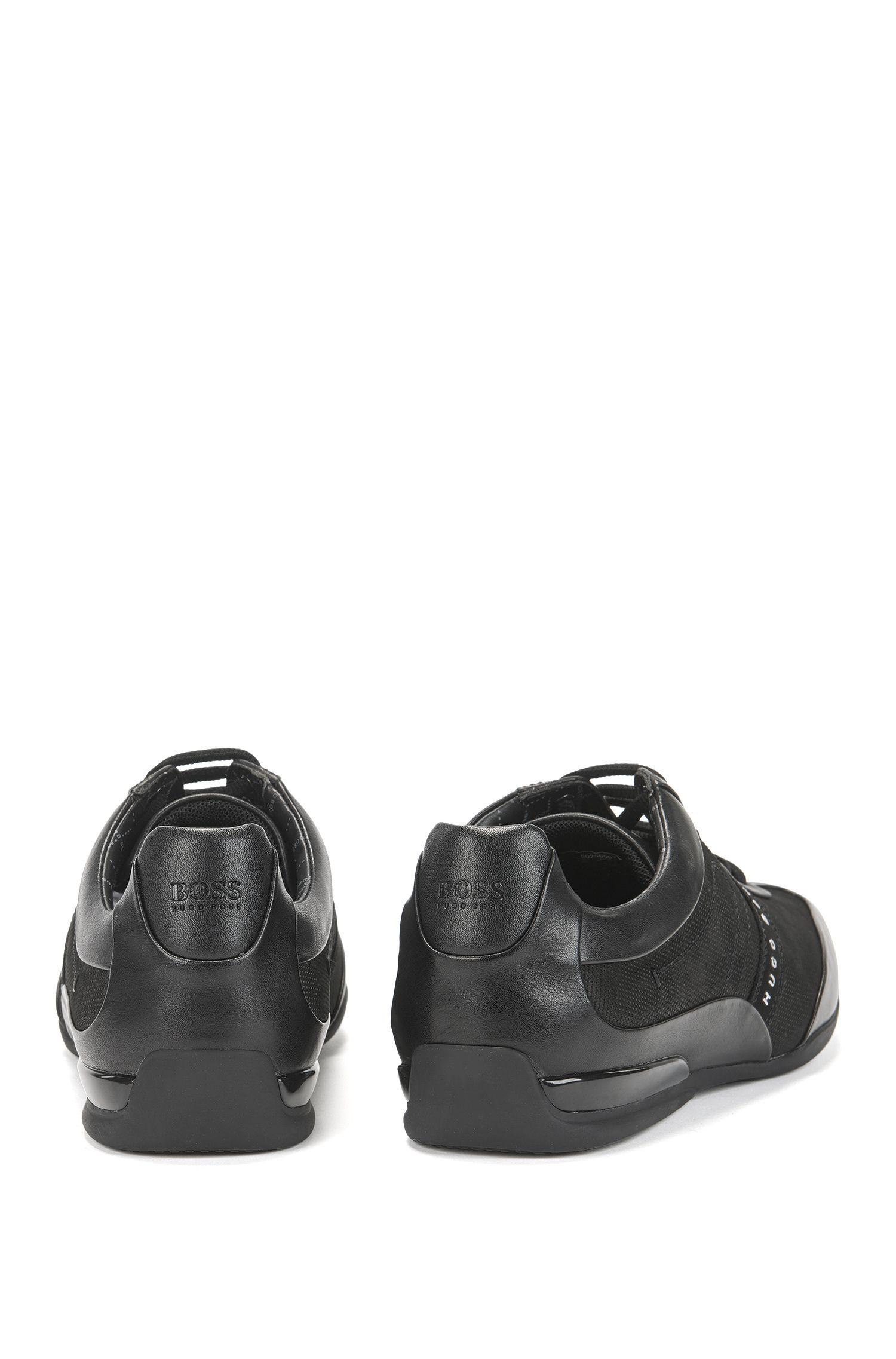 Sneakers aus Leder-Mix: ´Space Select`