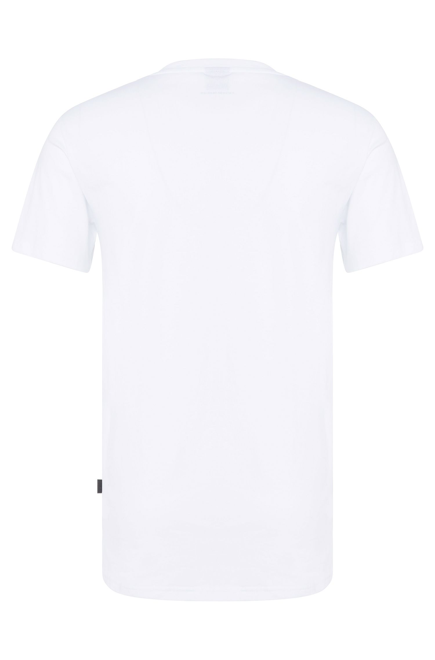 T-shirt en pur coton avec protection anti-UV: «Shirt RN»