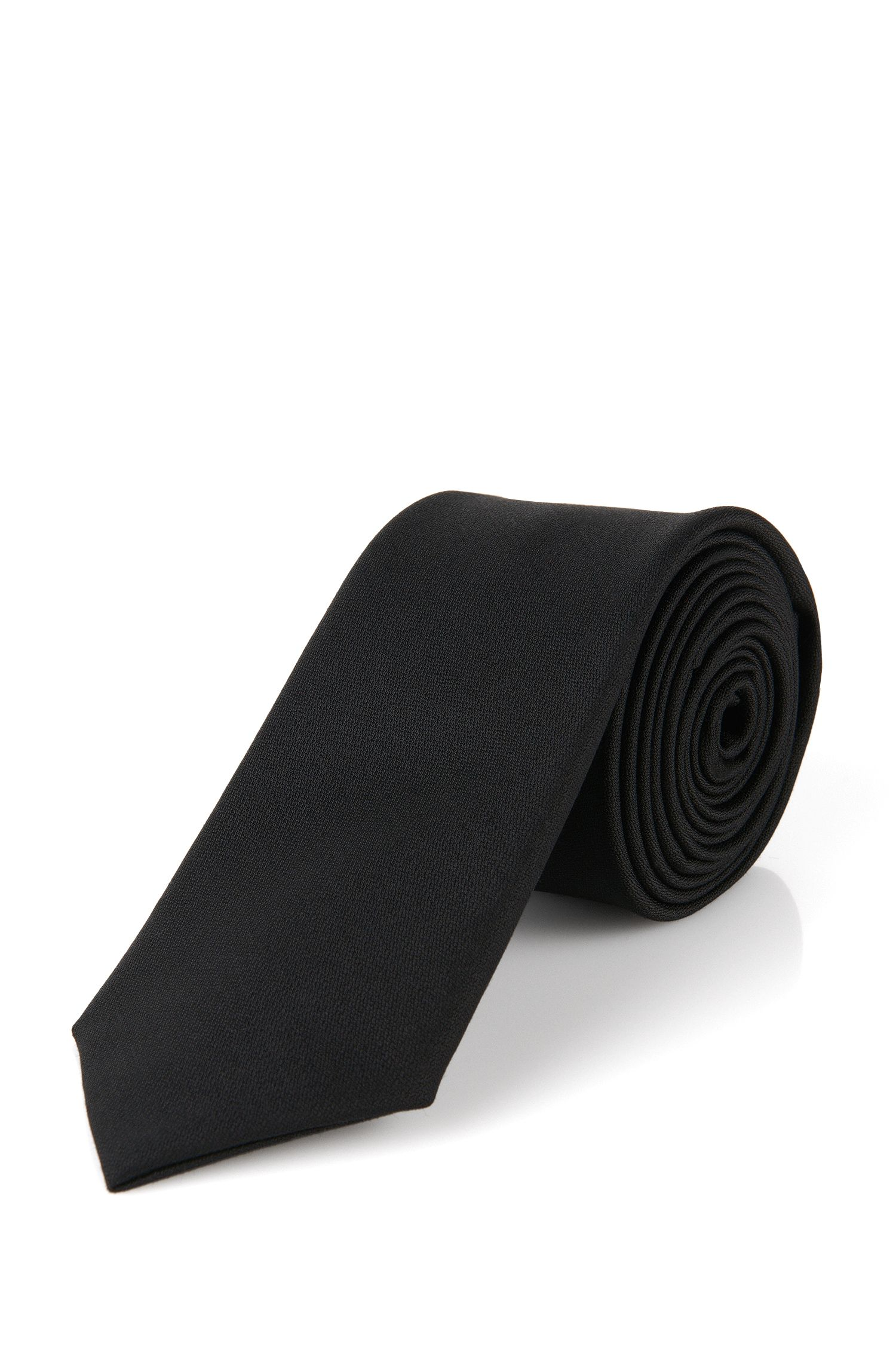 Woollen tie: 'Tie 6 cm self-tipped'