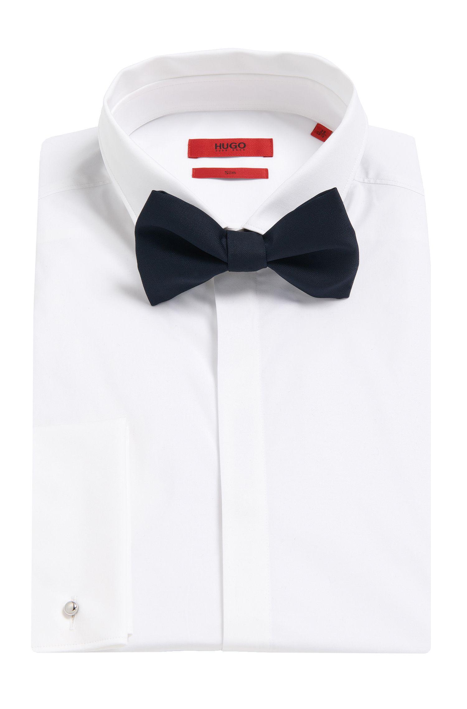 Vlinderdasje van wol: 'Big bow tie'