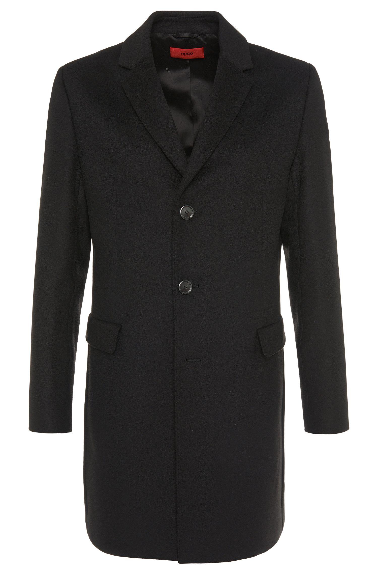 Cappotto in misto lana vergine: 'Migor2'