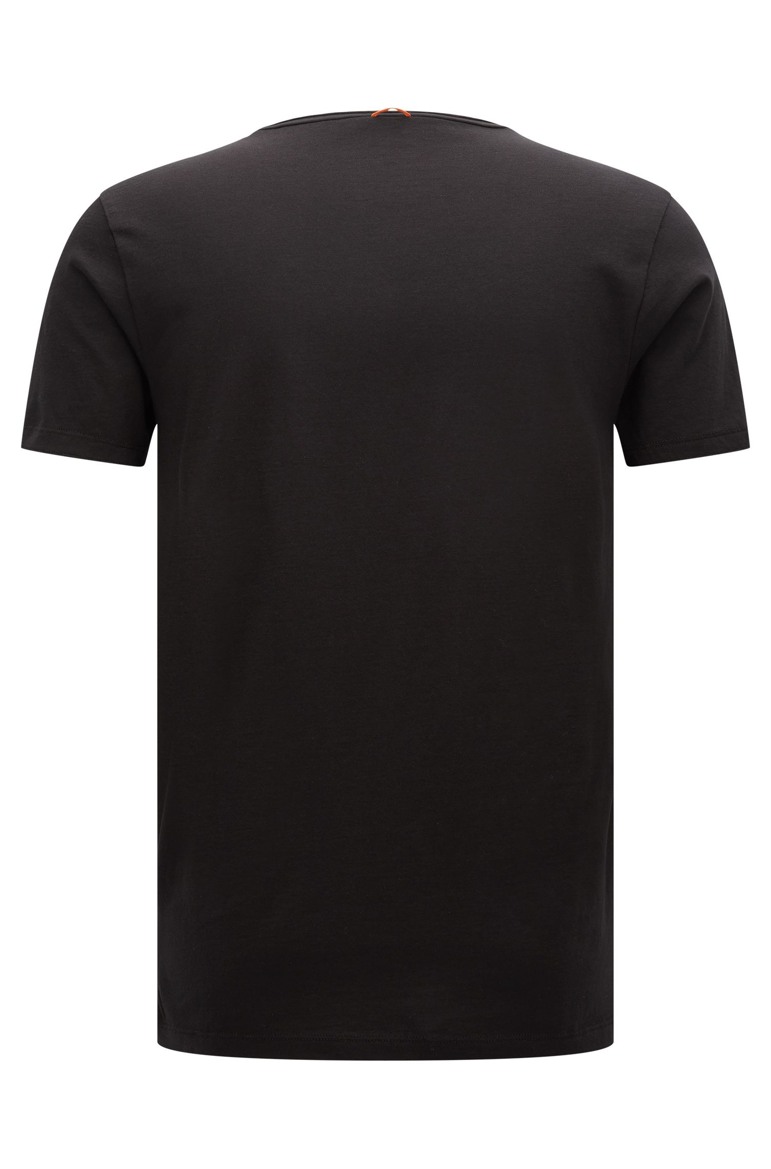 Regular-Fit T-Shirt aus reiner Baumwolle: ´Tooles`