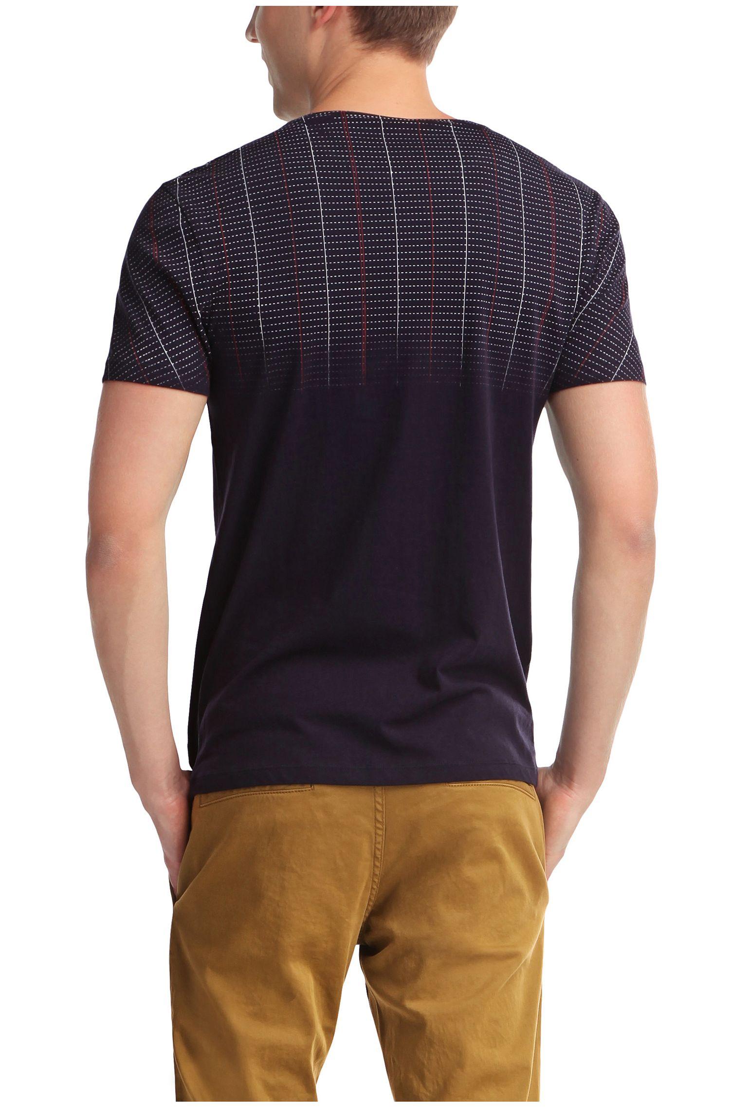 T-shirt «Tibro» en coton