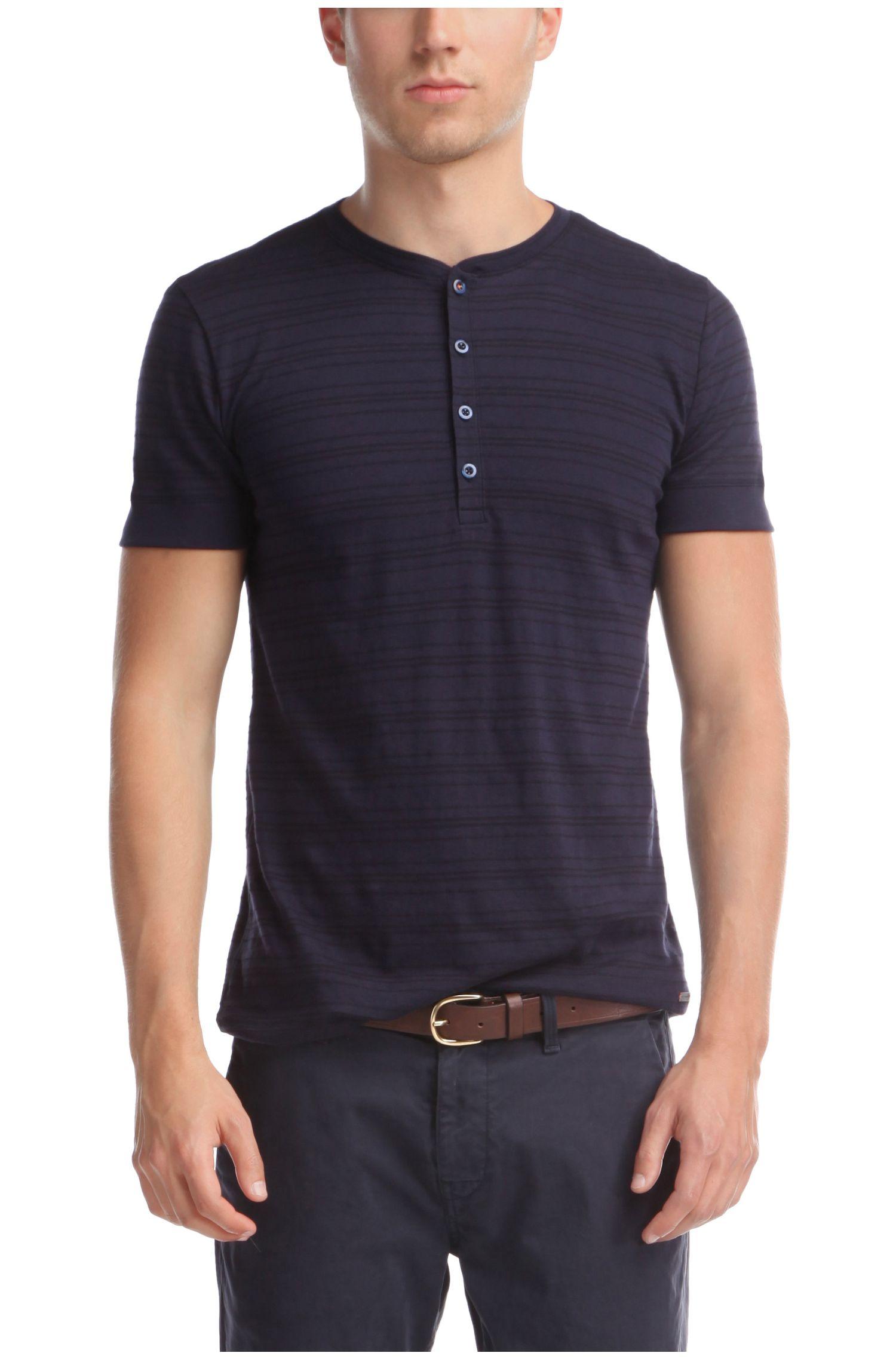 T-shirt «Tempesto» en coton mélangé