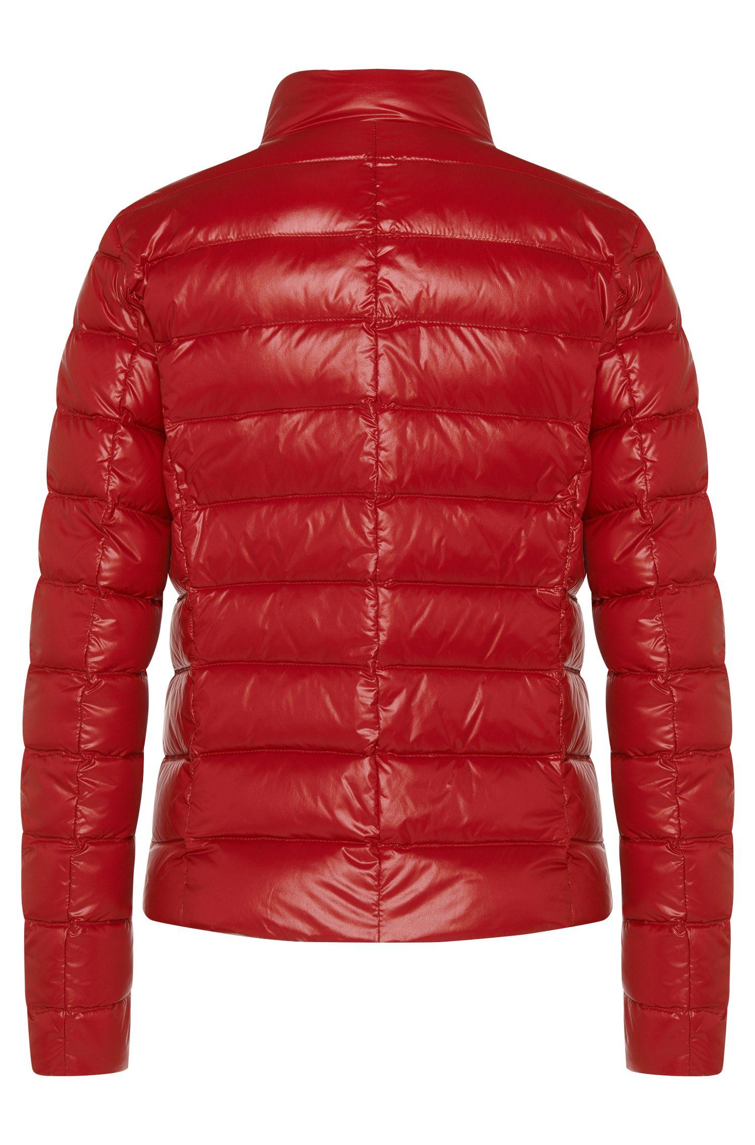 Getailleerde, gewatteerde jas met dons: 'GR-Fawani-SPW'