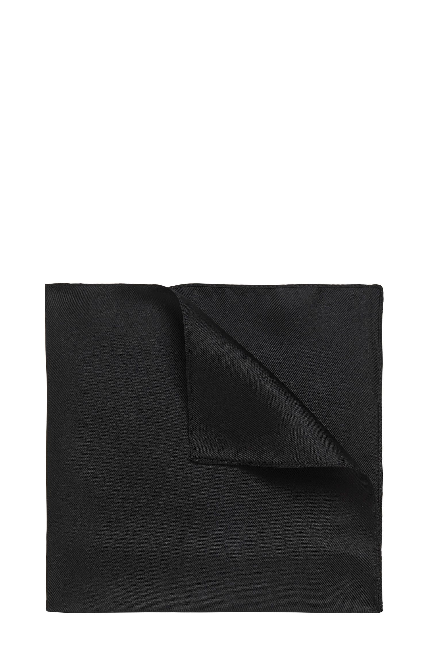 Pochette en soie: «Pocket sq. cm33x33»