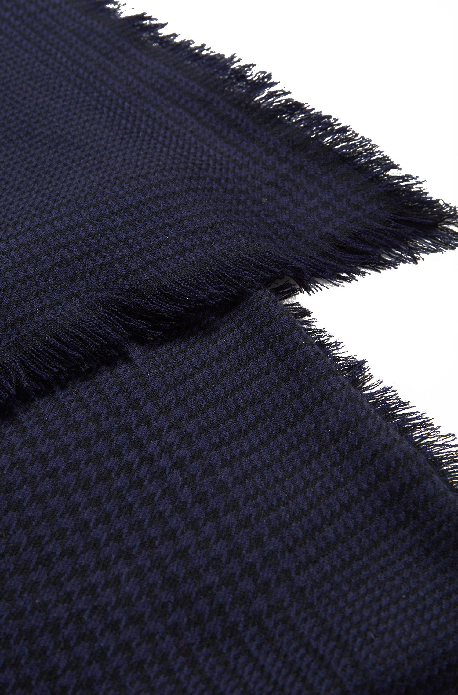 Écharpe en laine vierge: «Lilona»