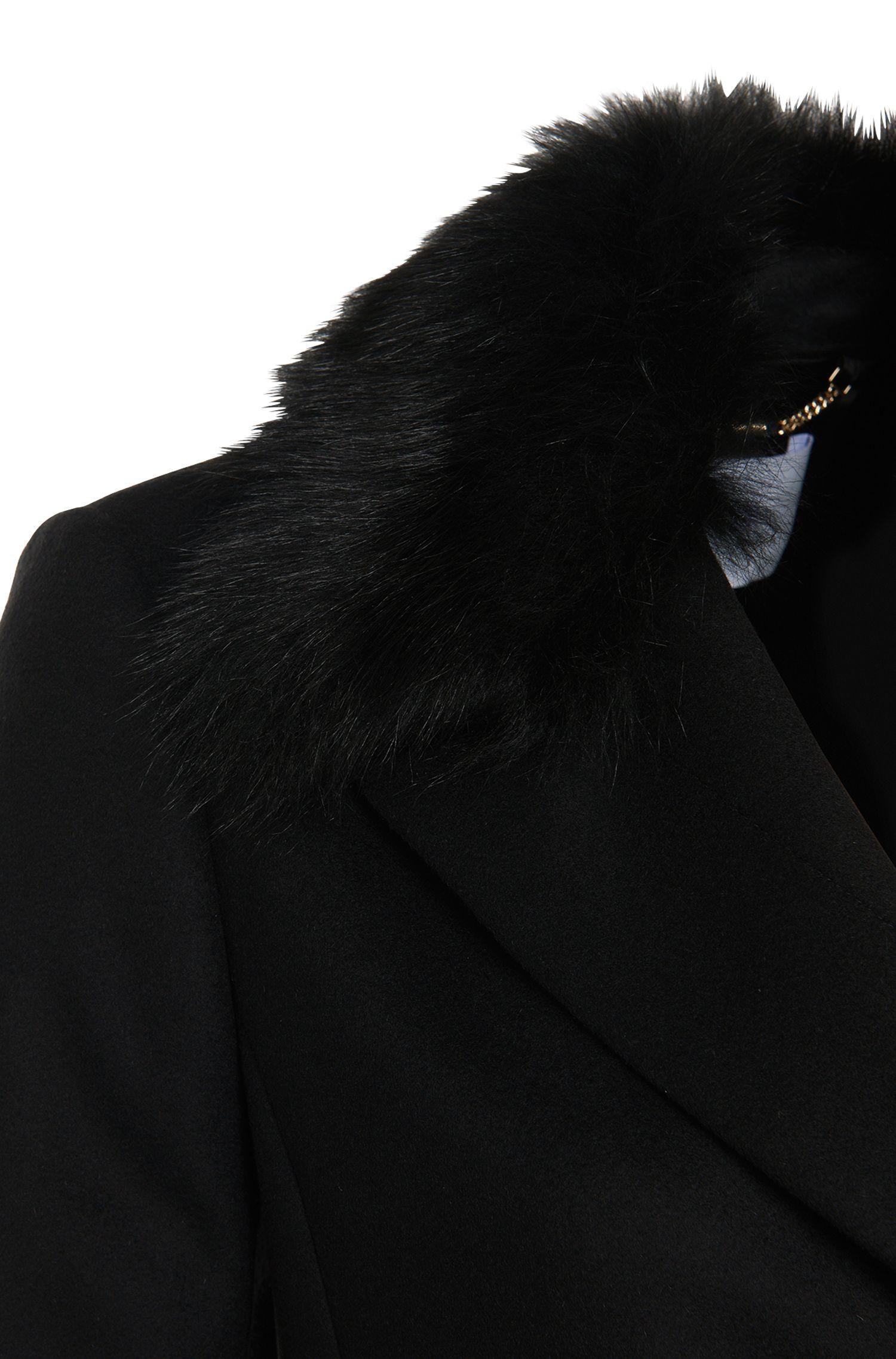 Mantel aus Woll-Mix mit Kaschmir: 'Cepina1'