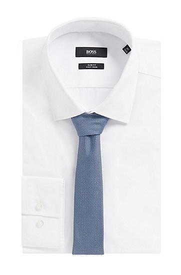 Krawatte aus Seide: 'Tie 6 cm', Hellblau