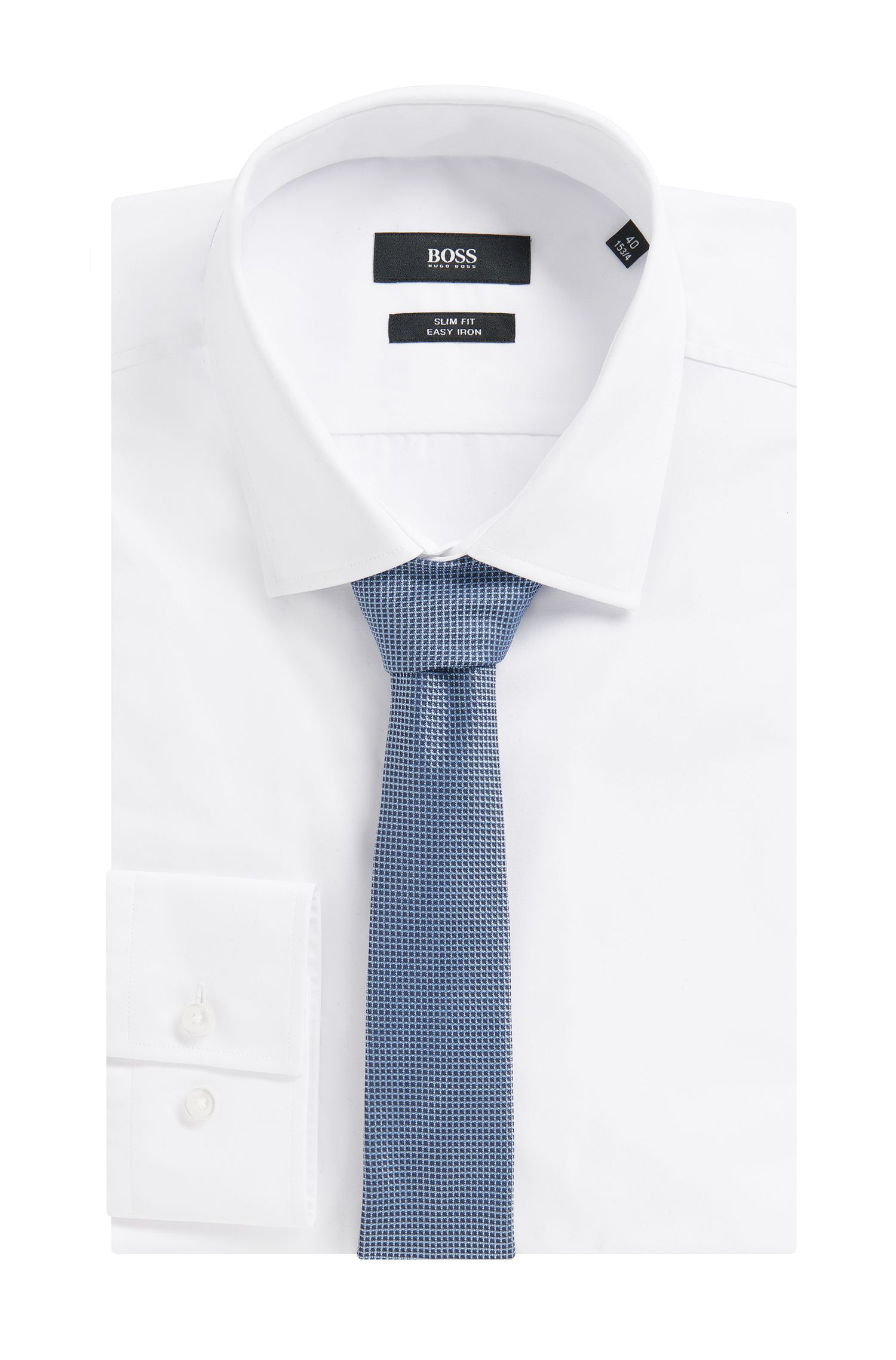 Krawatte aus Seide: 'Tie 6 cm'