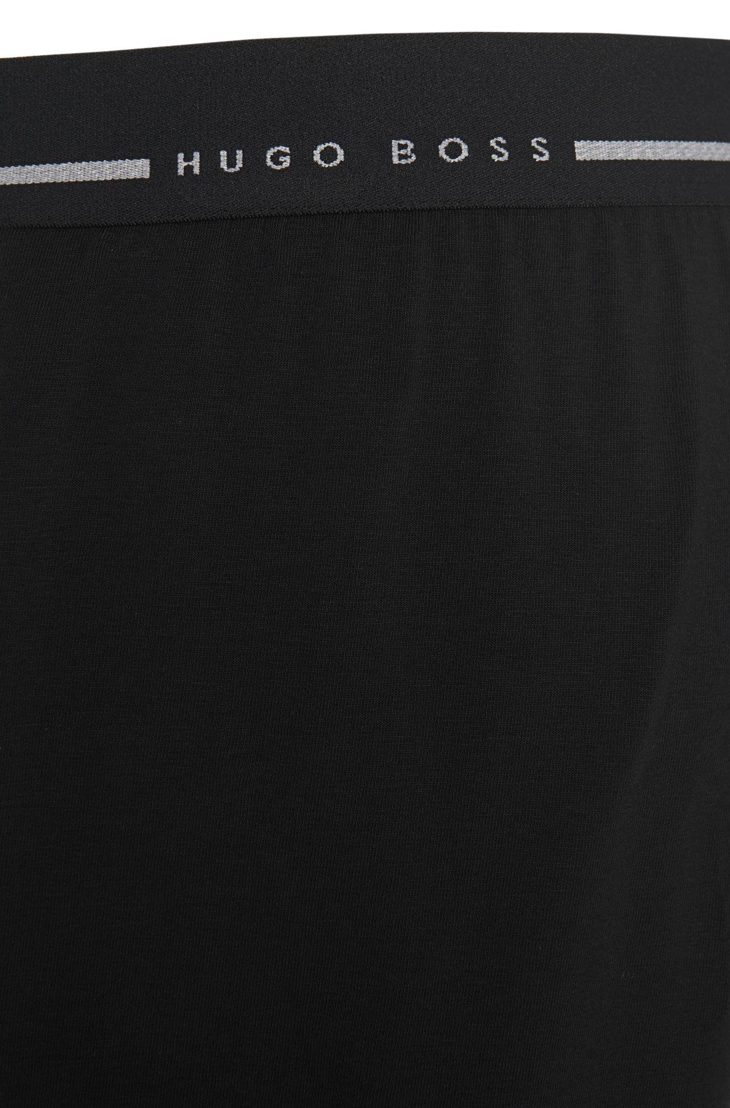 Joggingbroek van elastische katoen: 'Long Pant EW'