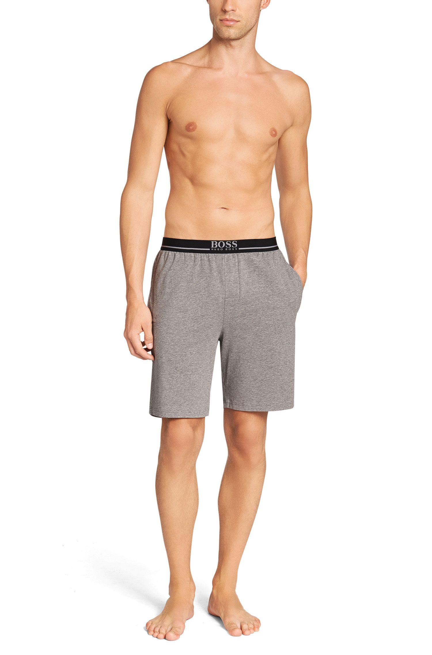 Short van een elastische katoenmix: 'Short Pant EX'