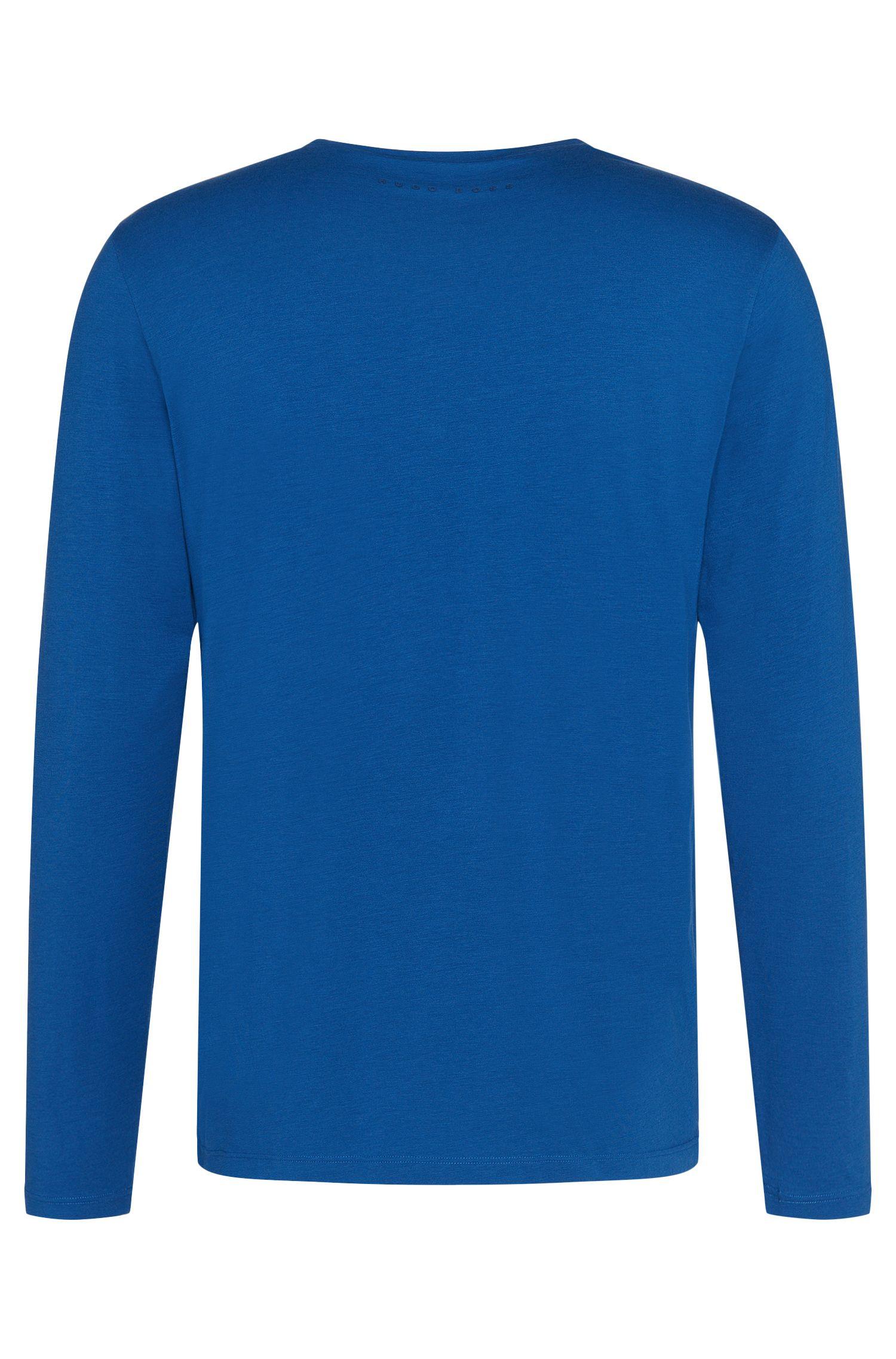 T-shirt à manches longues en coton mélangé: «ShirtLSBPBalance»