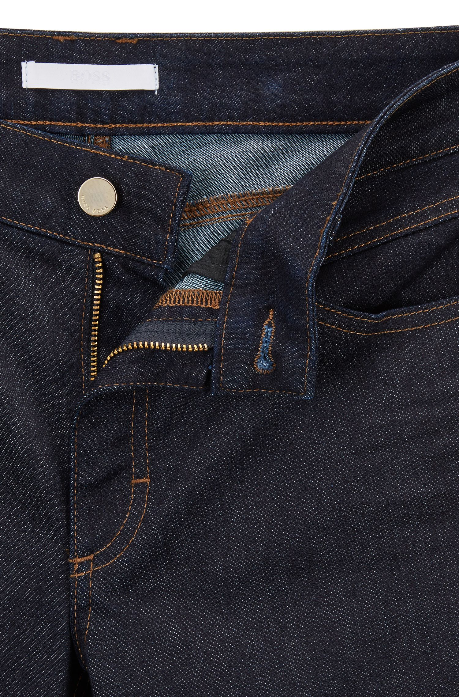 Regular-Fit Jeans aus elastischem Baumwoll-Mix: 'Nelin'