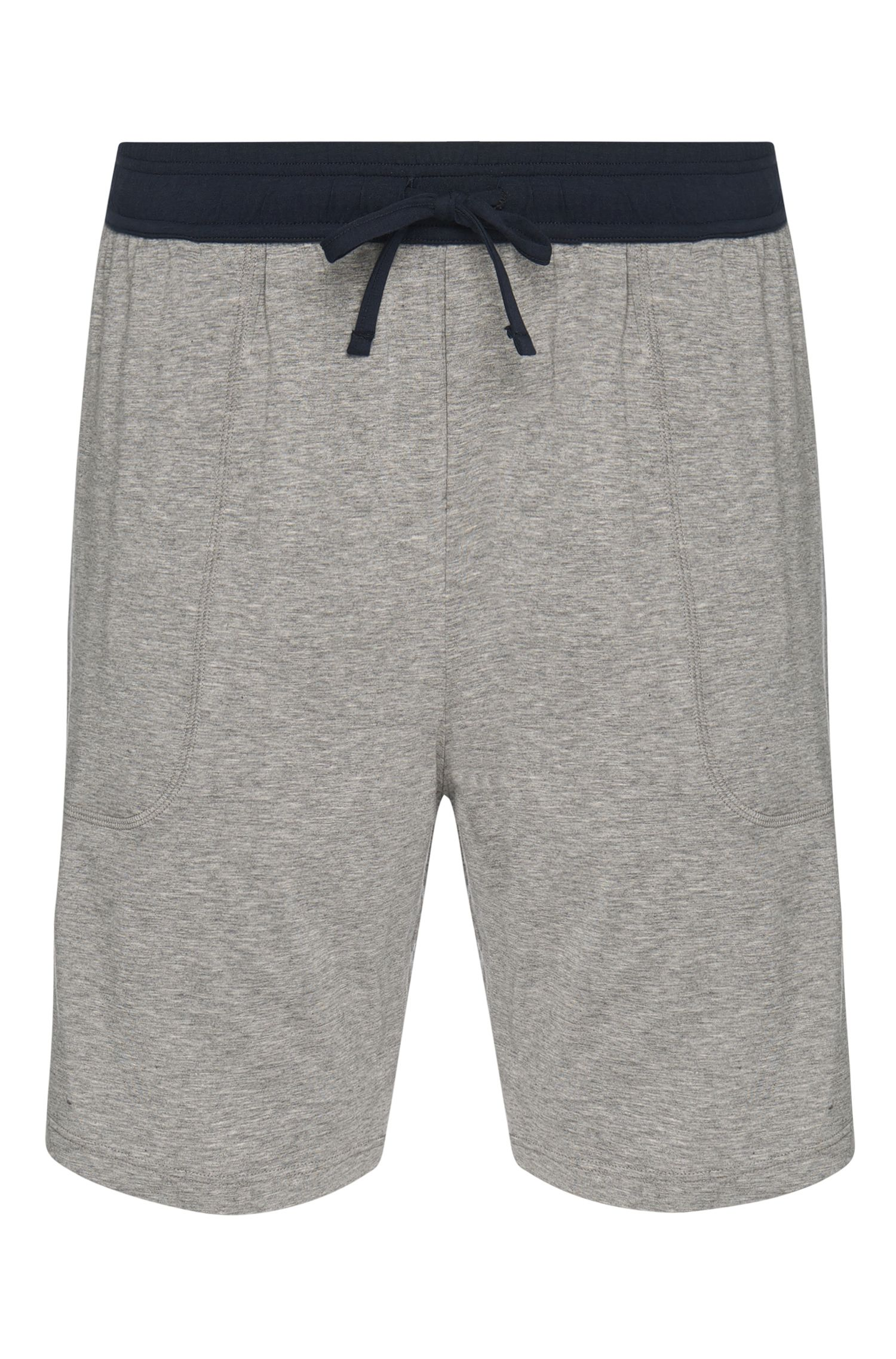 Pyjamashorts aus Baumwoll-Mix: 'Jersey Short Pant CW'