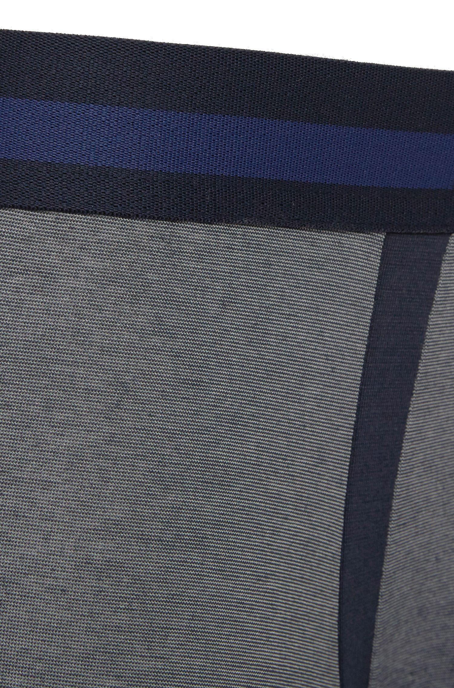 Boxershort van een luchtdoorlatende katoenmix: 'Boxer CMax CO'