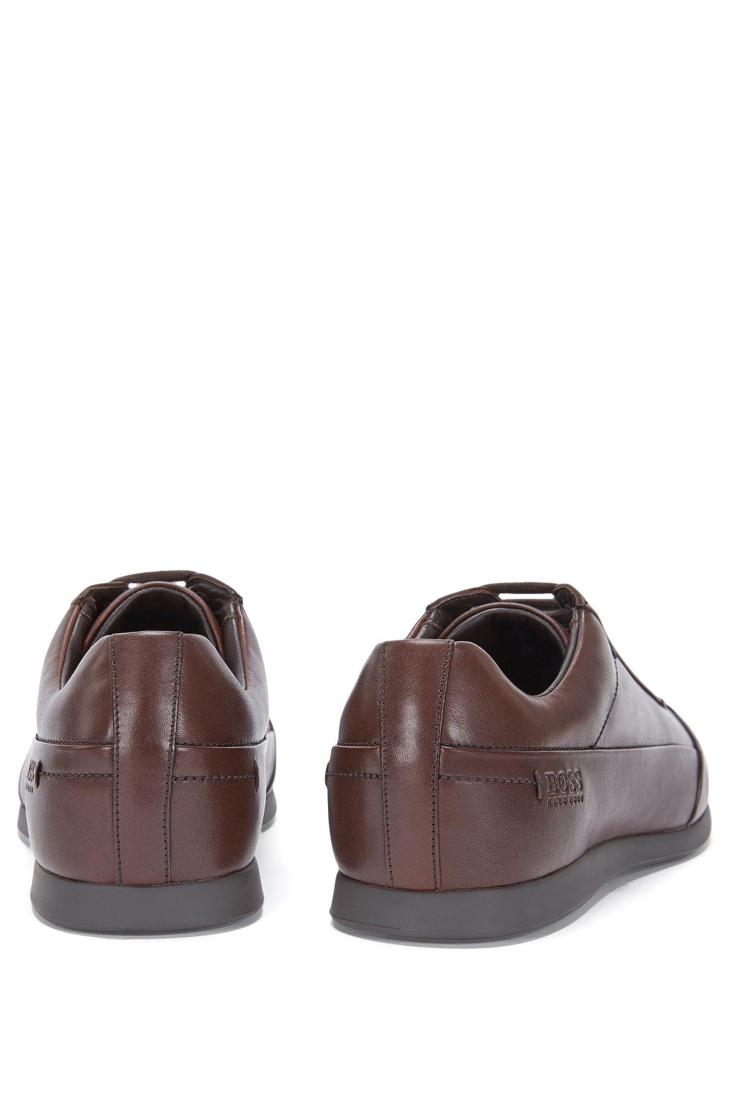Sneakers aus Glattleder: 'Fult'