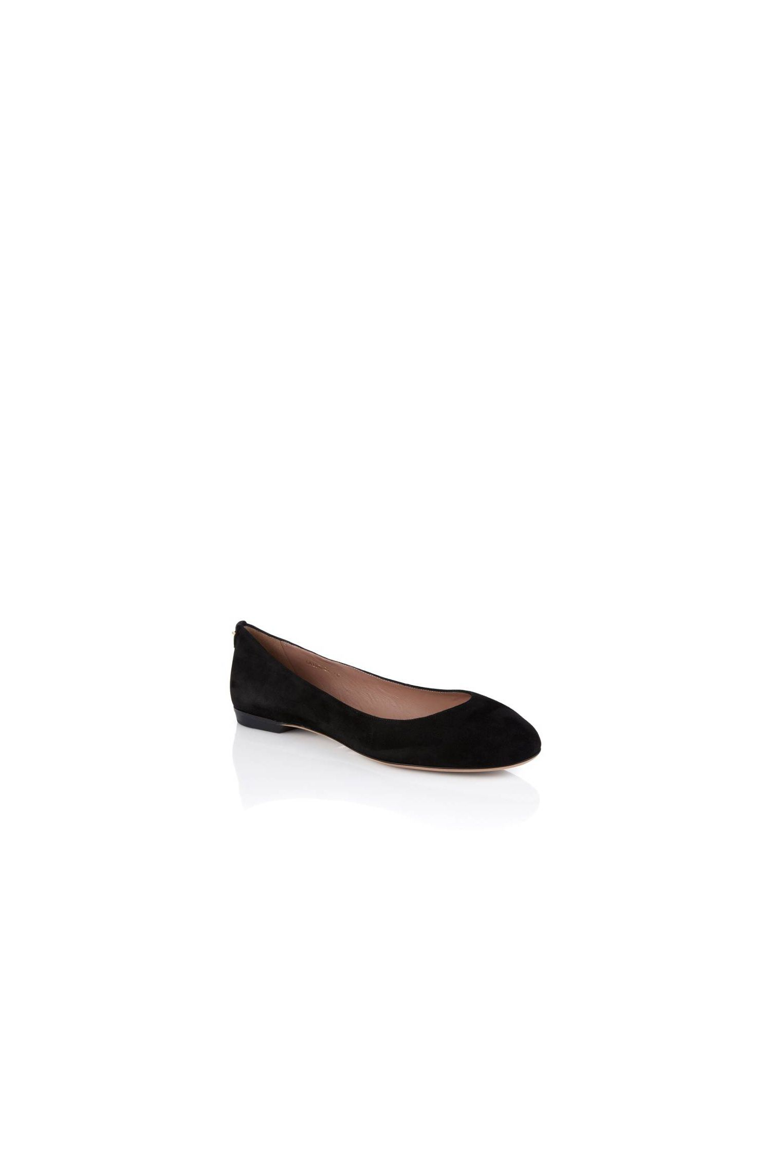Leather ballerinas: 'Staple Ballerina-S'