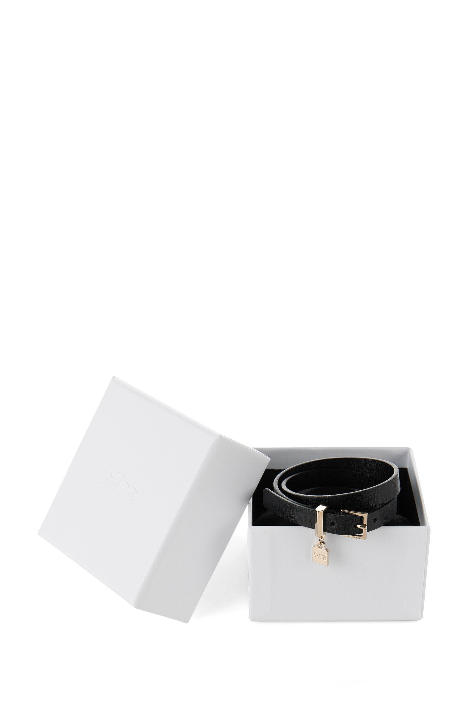 Armband aus Leder: 'Berlin bracelet'