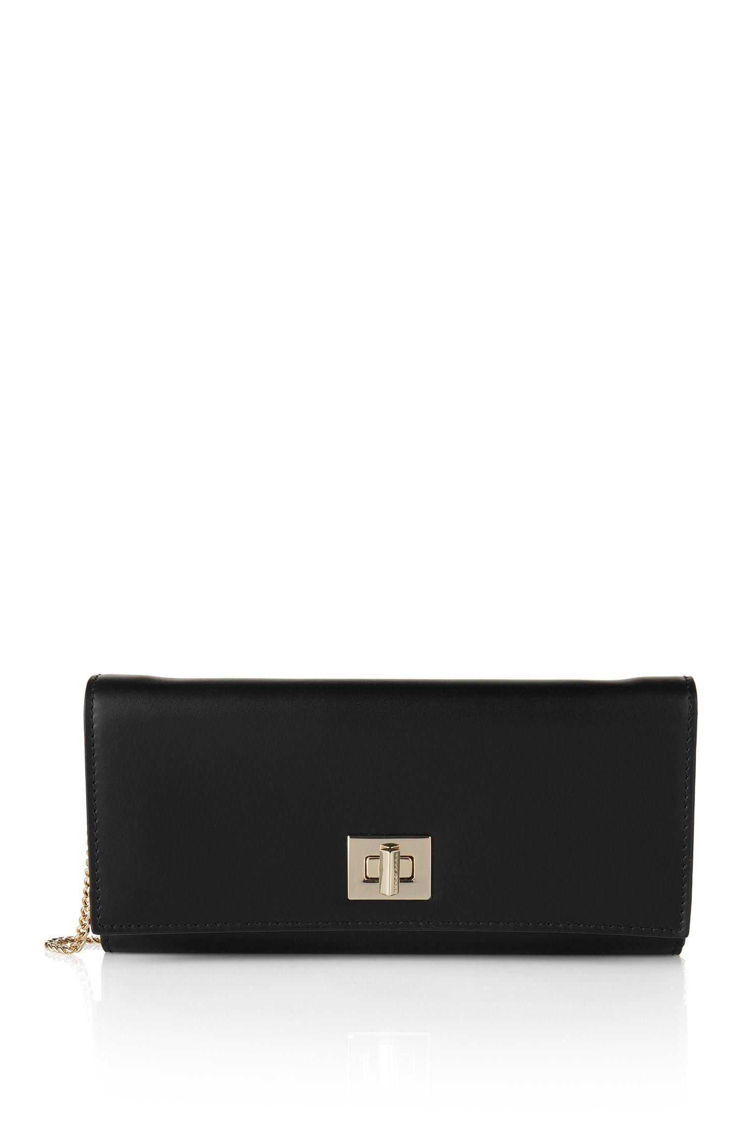 BOSS Bespoke leather wallet