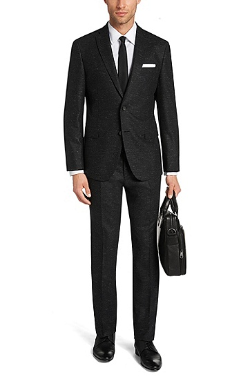 hugo boss wedding suits for men