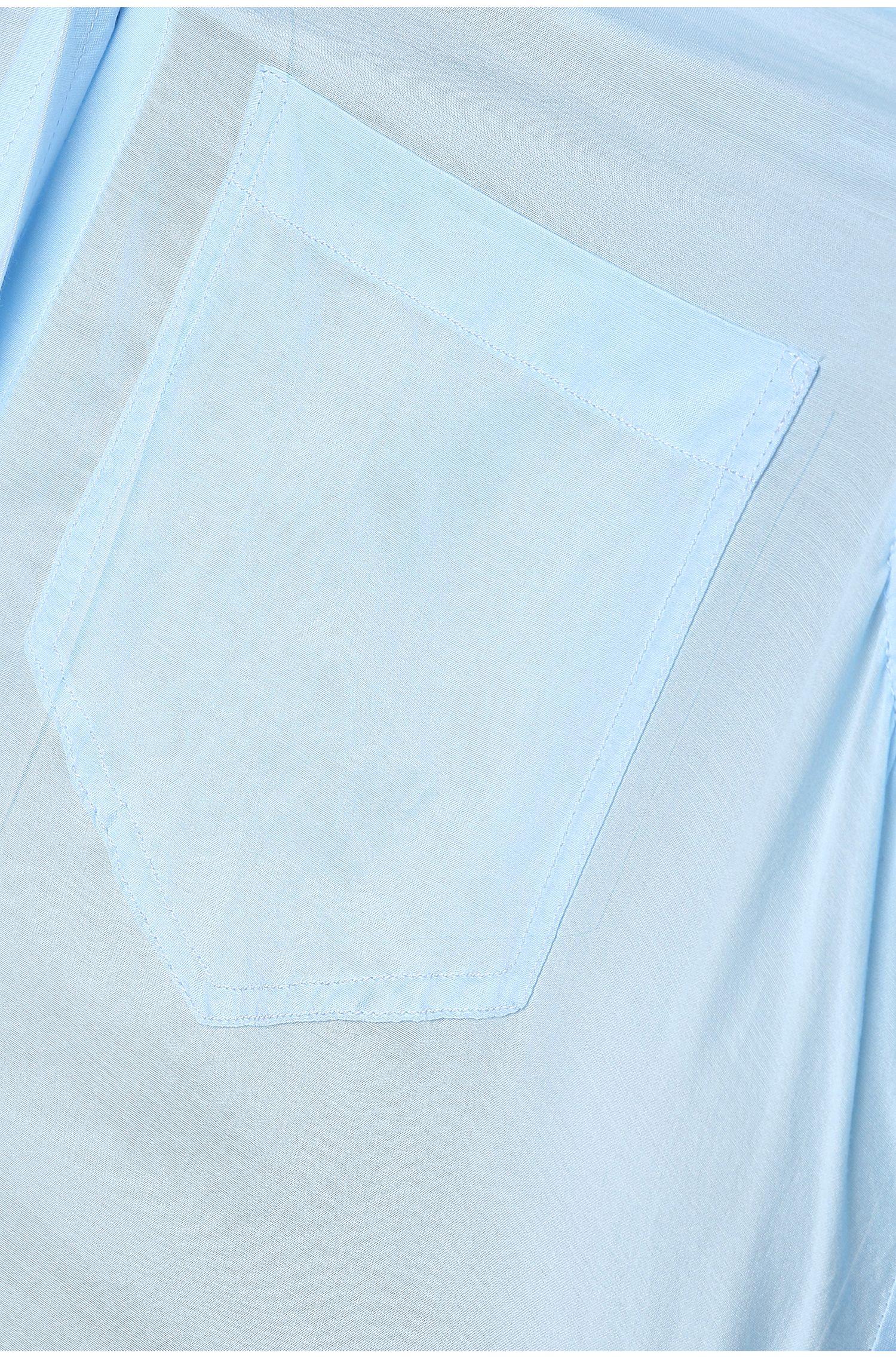 Bluse aus Baumwoll-Mix: ´Chrisler`