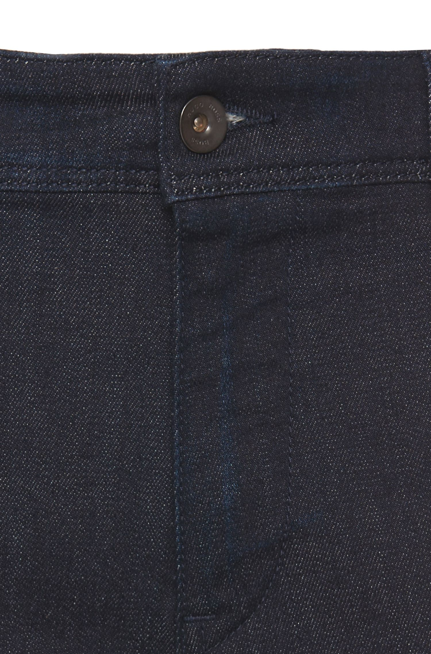 Extra slim-fit jeans met lage band: 'Mimai2'