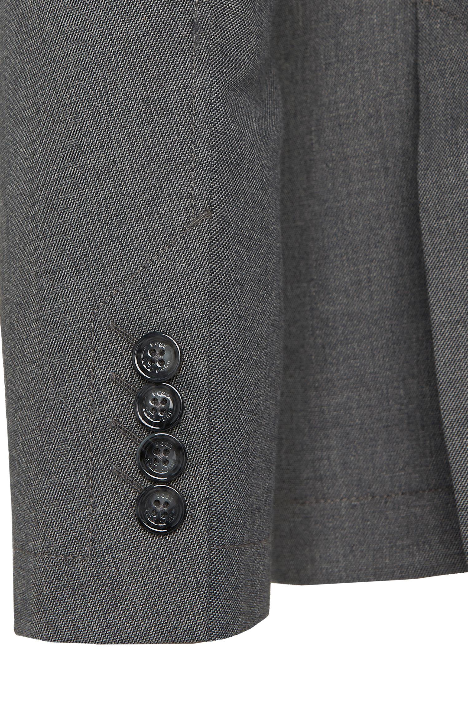 Slim-Fit Sakko aus Baumwolle: 'Marcoz12-W'