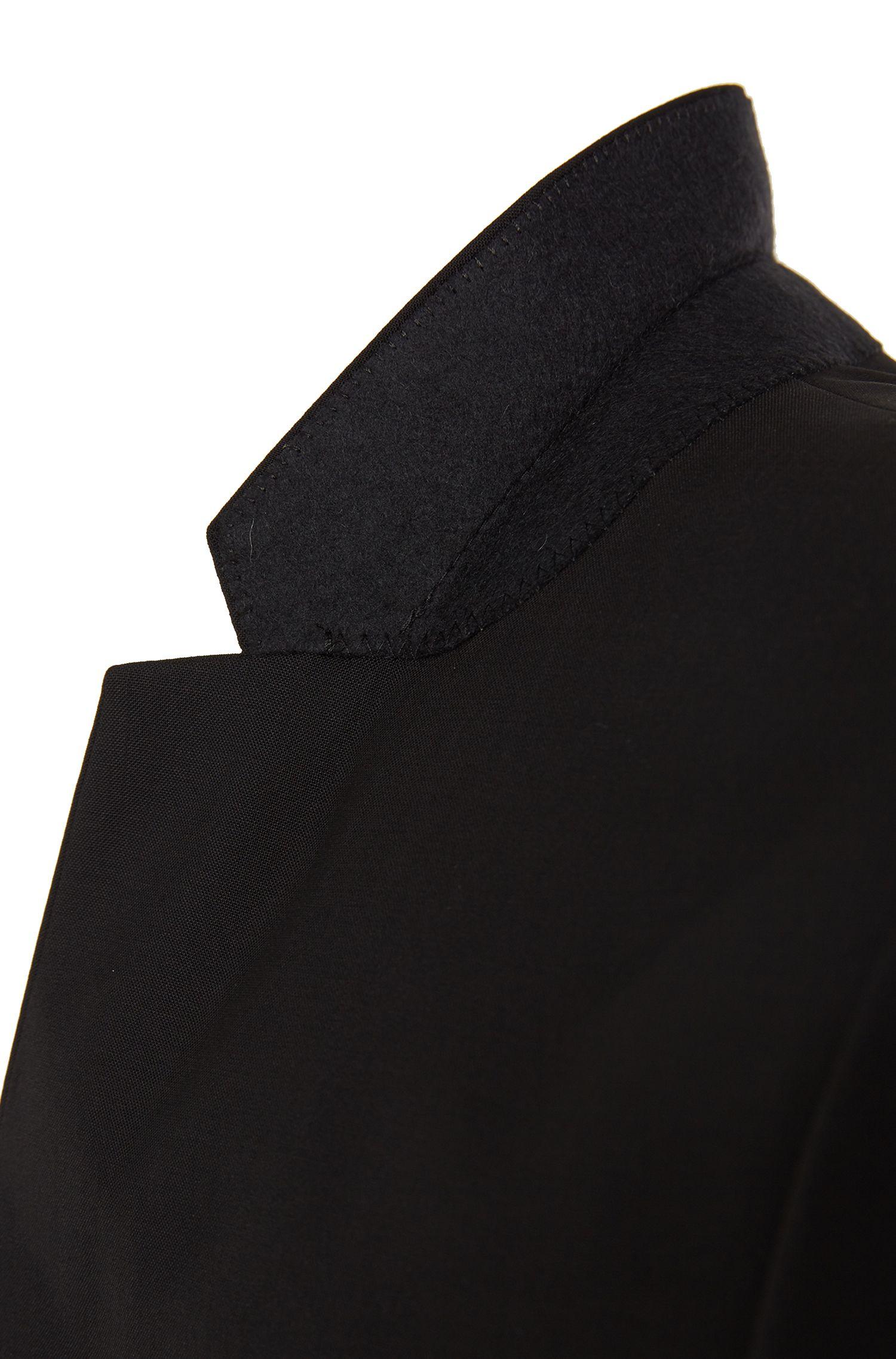 Extra Slim-Fit Sakko aus Stretch-Schurwolle: 'AddyS'