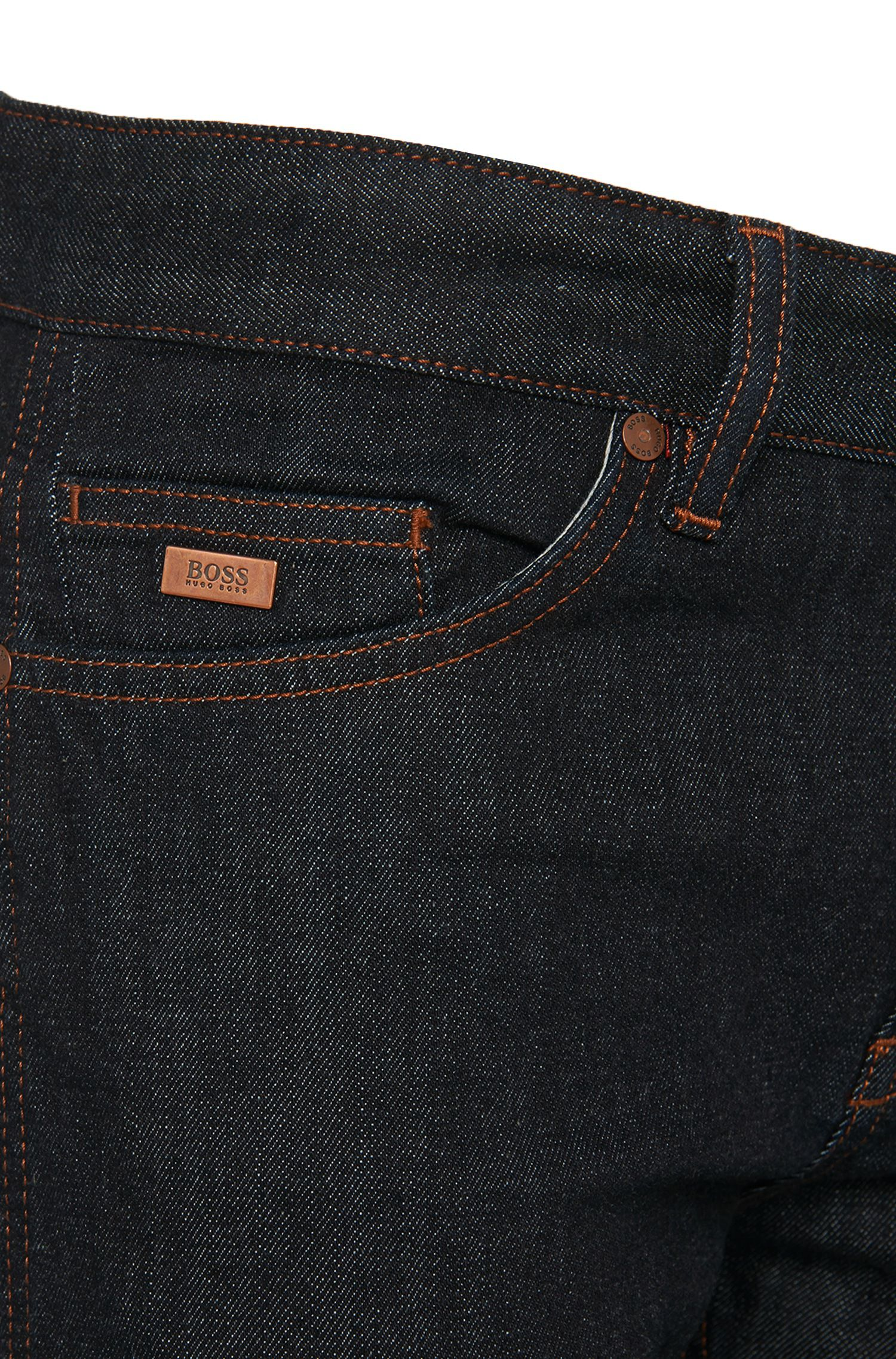 Slim-Fit Jeans aus elastischer Baumwolle: 'Delaware3'