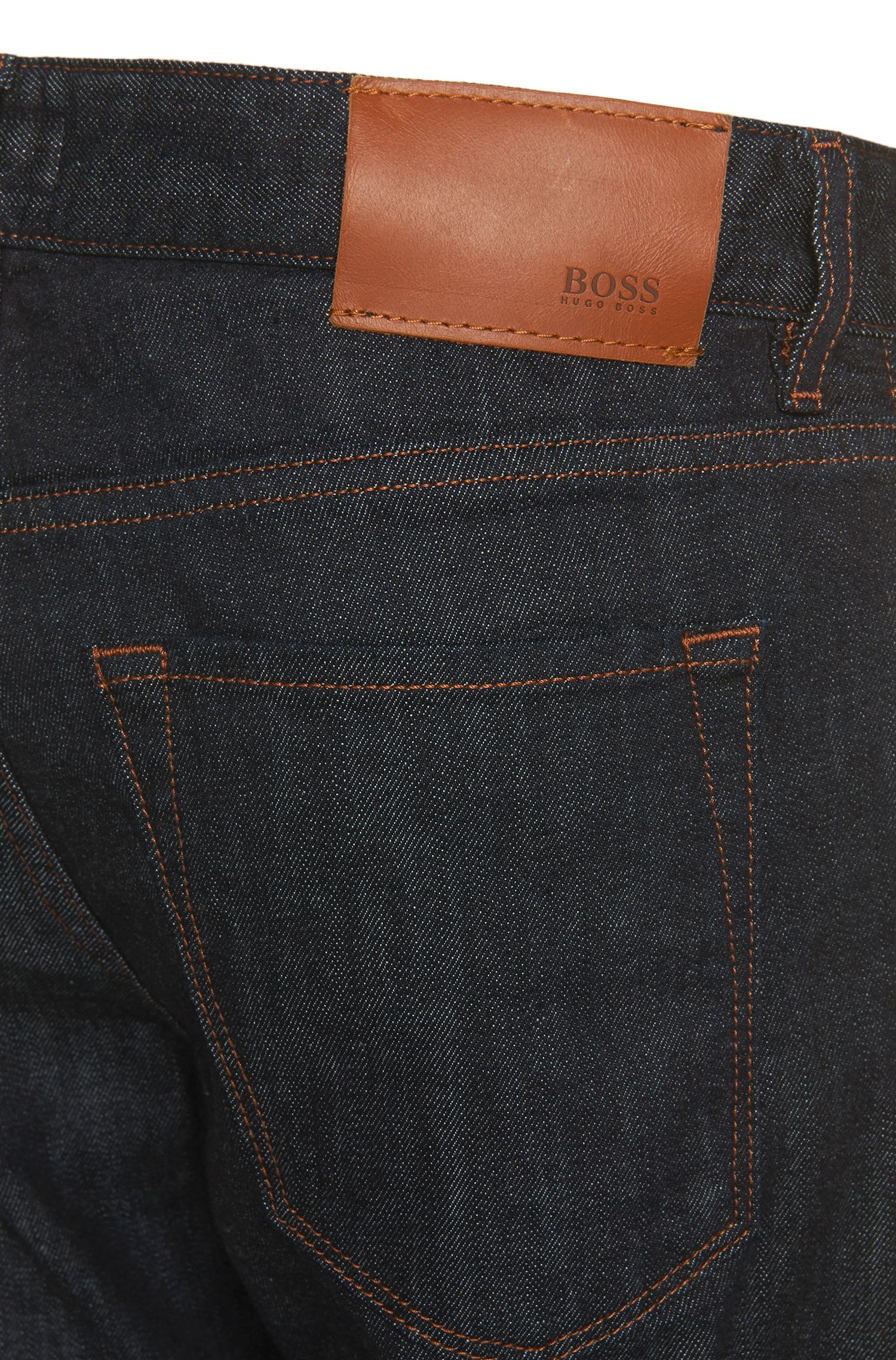 Jeans Regular Fit en coton stretch: «Maine3»