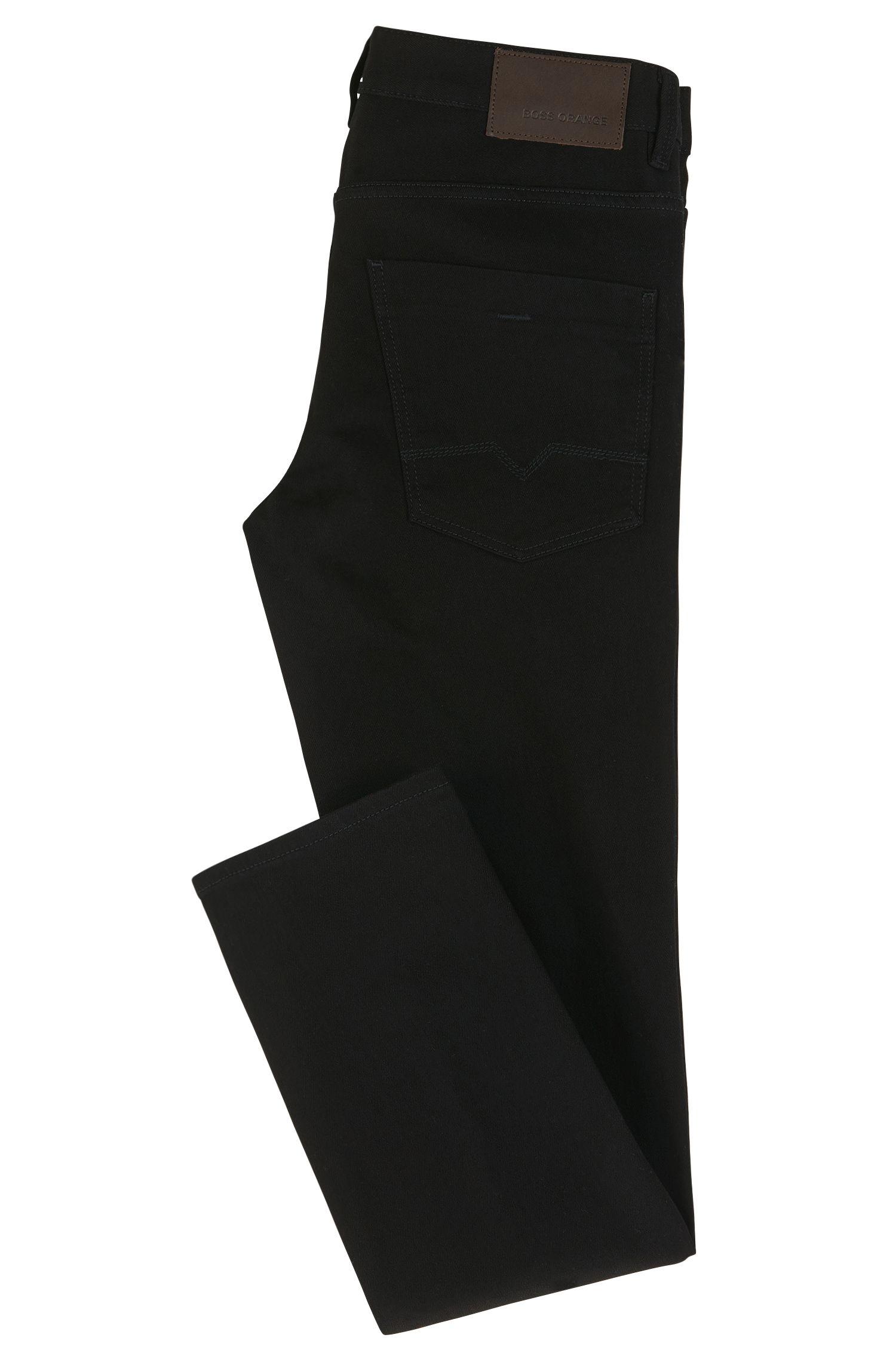 Slim-fit jeans van een elastische katoenmix: 'Orange63'