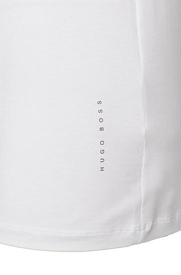 Tanktop mit SeaCell-Technolgie: 'Shirt SL RN Seacell', Weiß
