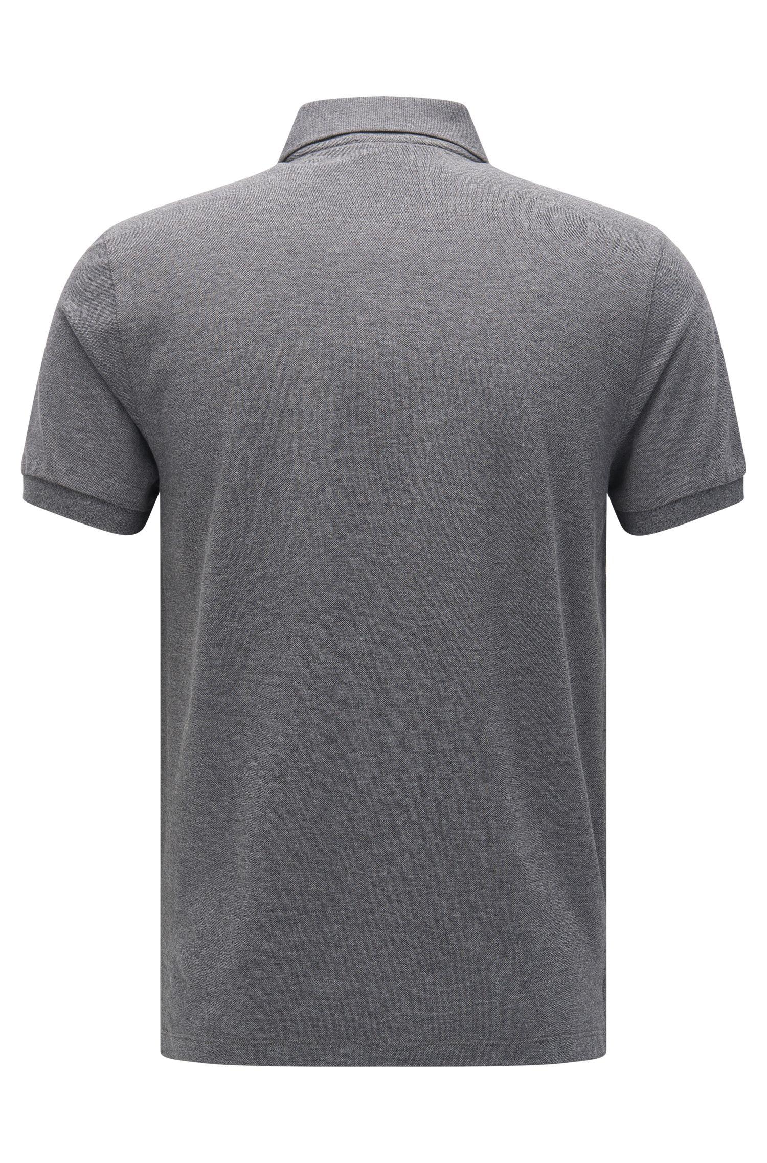 Regular-Fit Poloshirt aus Baumwolle: 'Pallas'