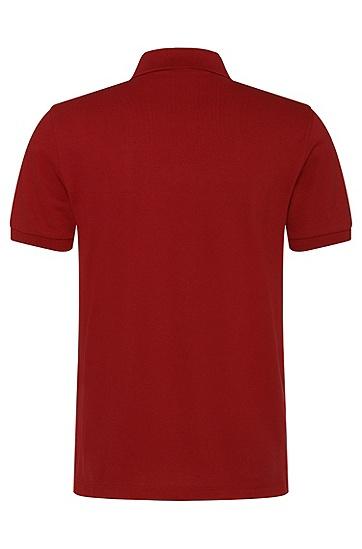 常规版纯棉polo衫:'Pallas',  611_中红色