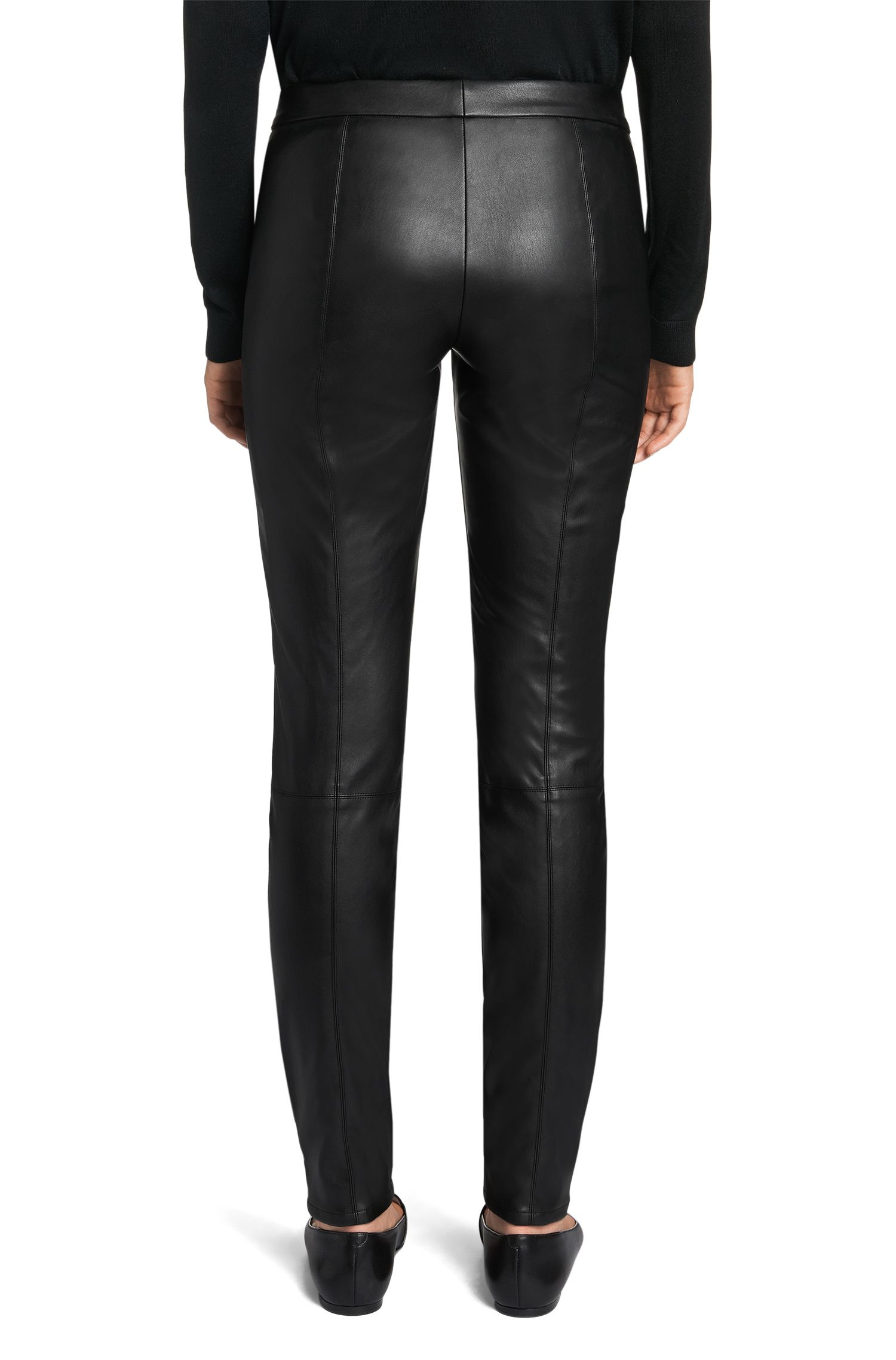 Hose in Leder-Optik: 'Heidina-1'