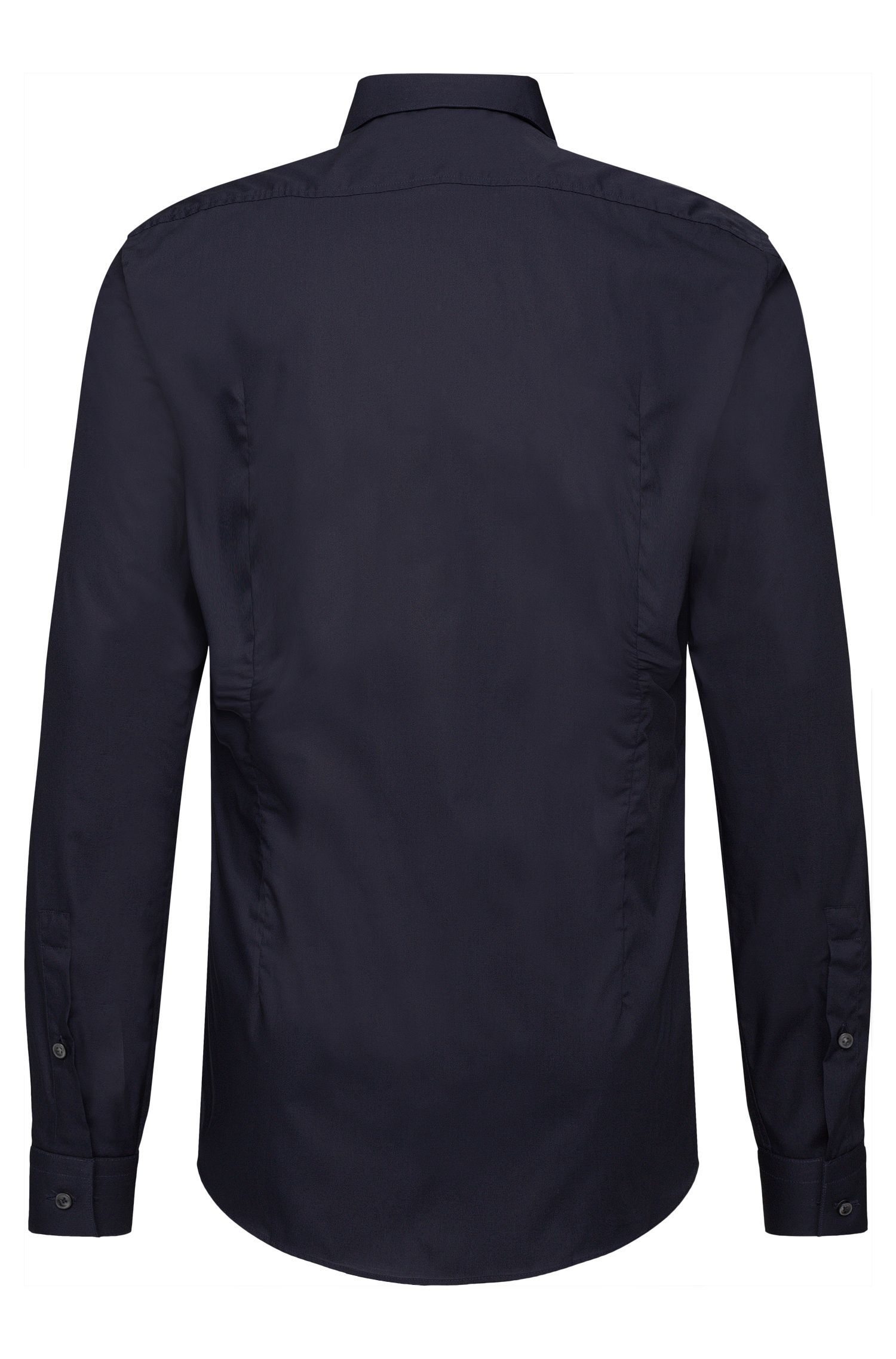 Slim-Fit Hemd aus Baumwolle: 'Jordan'