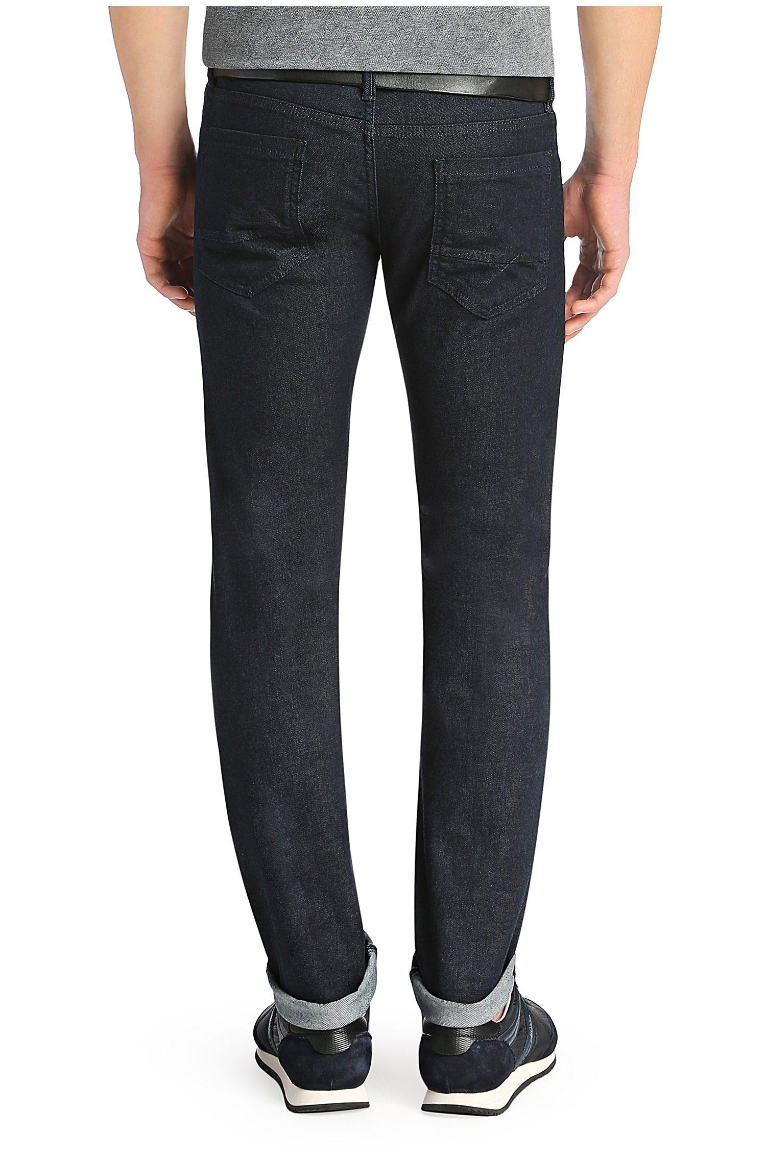 Extra Slim-Fit Jeans aus elastischem Baumwoll-Mix: ´Orange71`