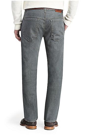 Jeans aus elastischer Baumwolle: ´Orange97`, Grau