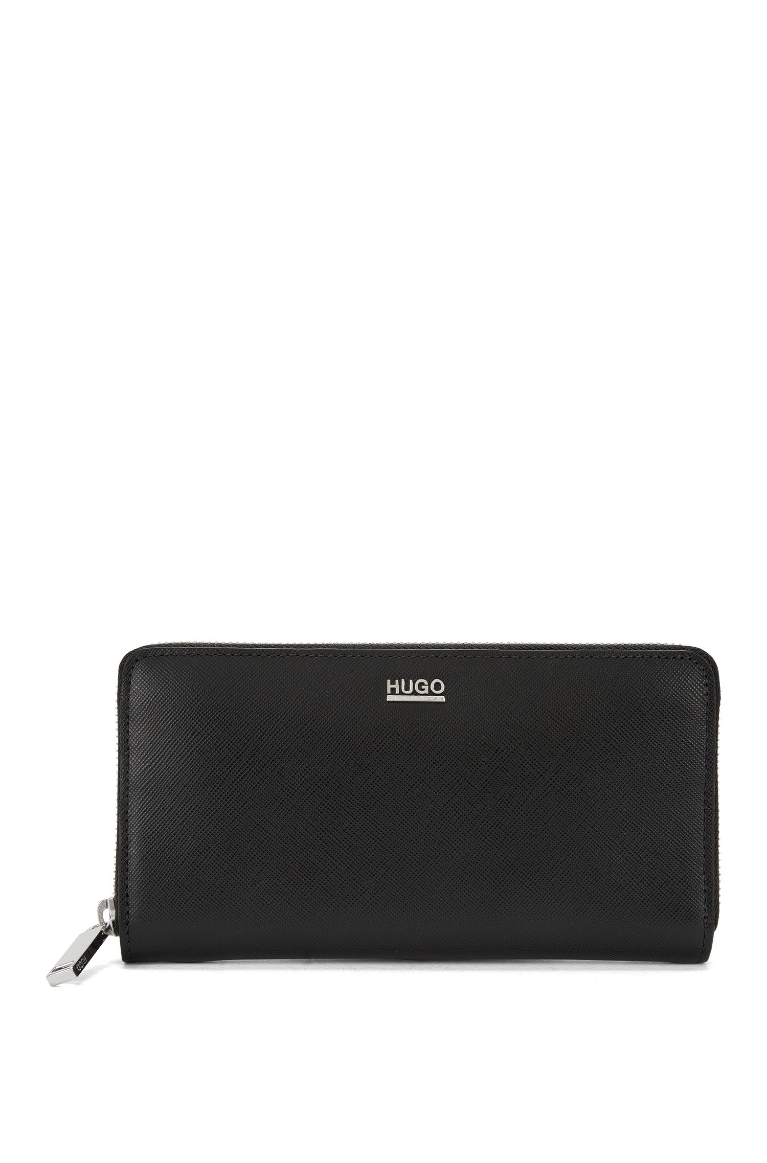 Leather wallet: 'Nave'