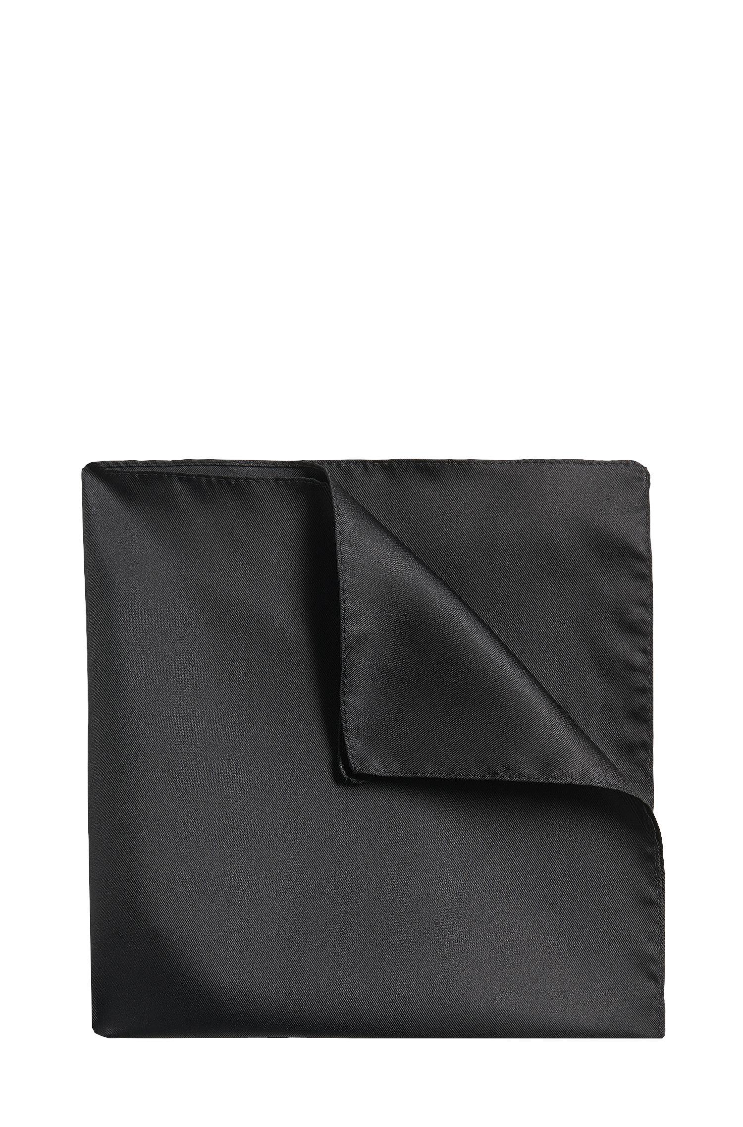 Pochet van zijde: 'Pocketsquare 33x33cm'