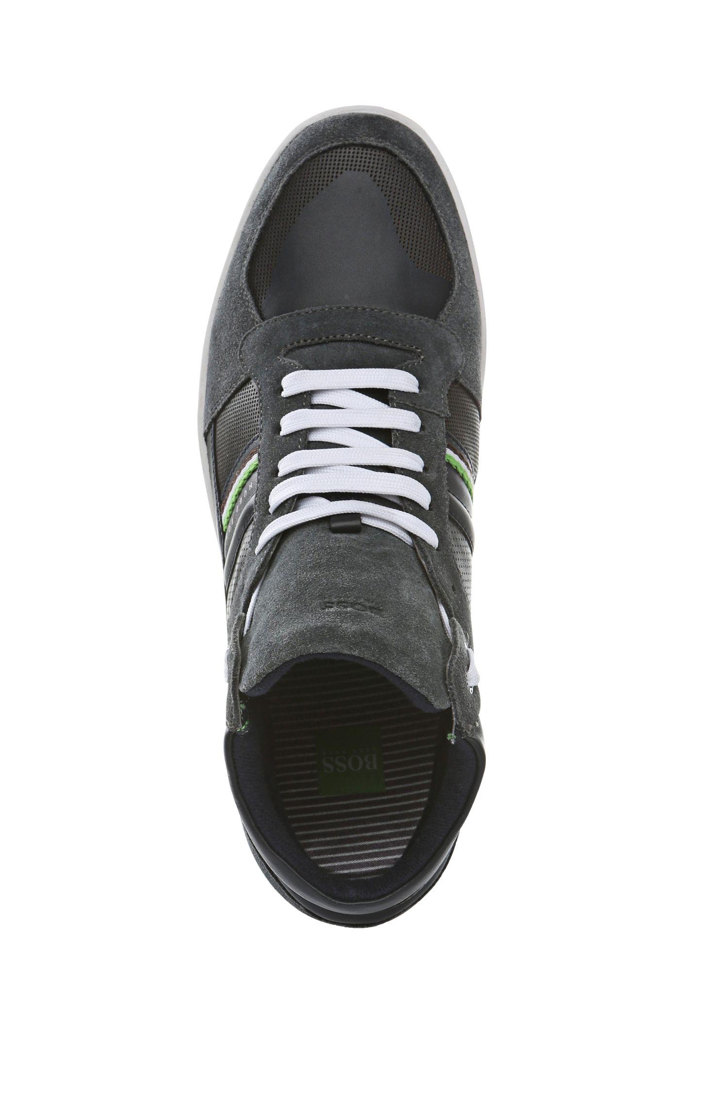 High-Top Sneaker aus Leder: ´Ray Pack Mid I`