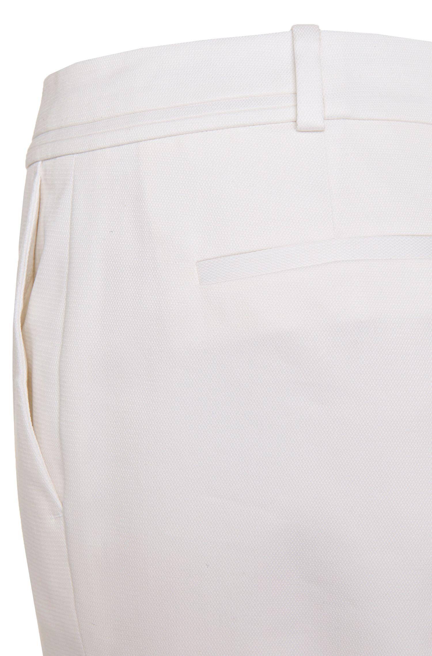 Regular-Fit Hose aus Baumwoll-Mix: 'Tanare2'