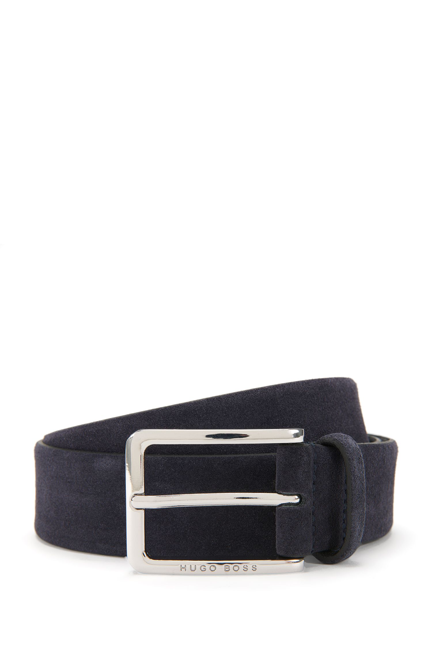 Suede belt: 'Cansian-G'