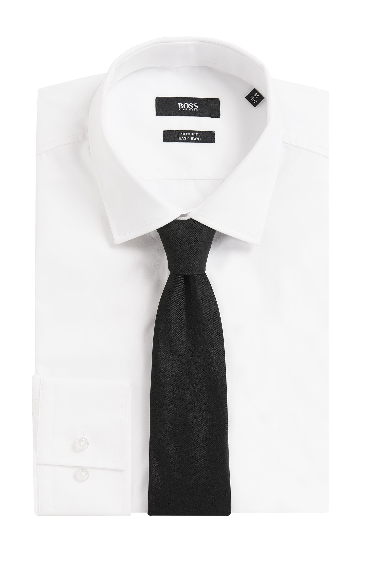 Cravate en pure soie: «Tie7,5cm»
