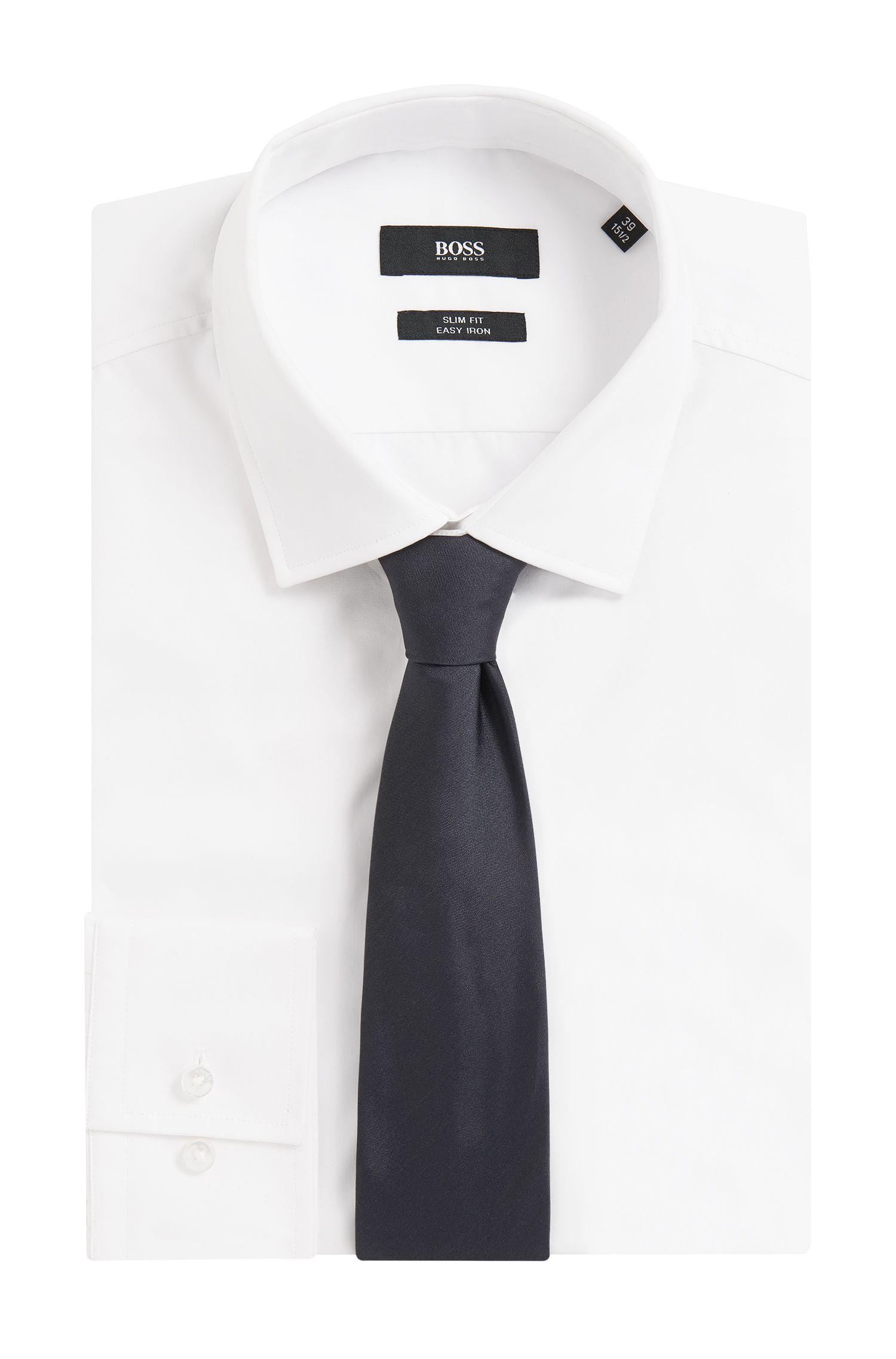 Krawatte aus reiner Seide: 'Tie 7,5 cm'
