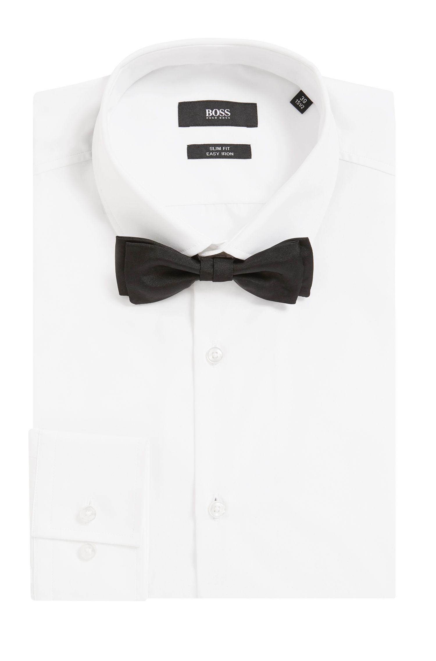 Fliege aus Seide: 'Bow tie fashion'