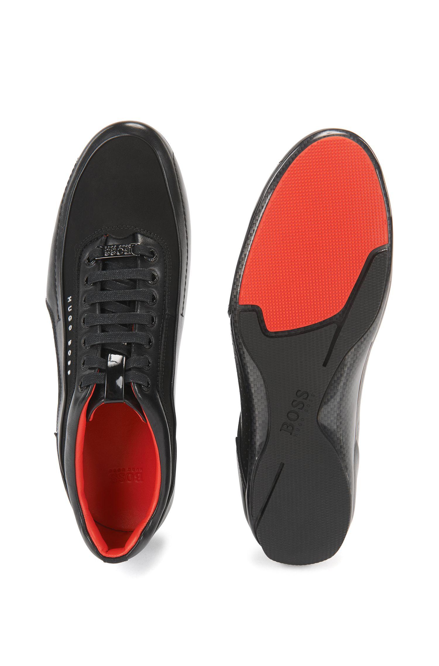 Sneakers aus Leder: 'HB Racing'